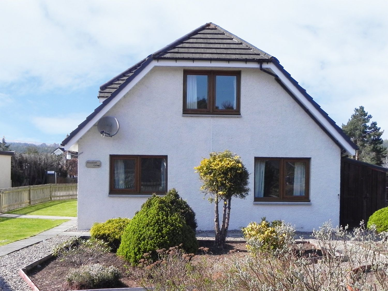 Drummond Cottage - Scottish Highlands - 925409 - photo 1