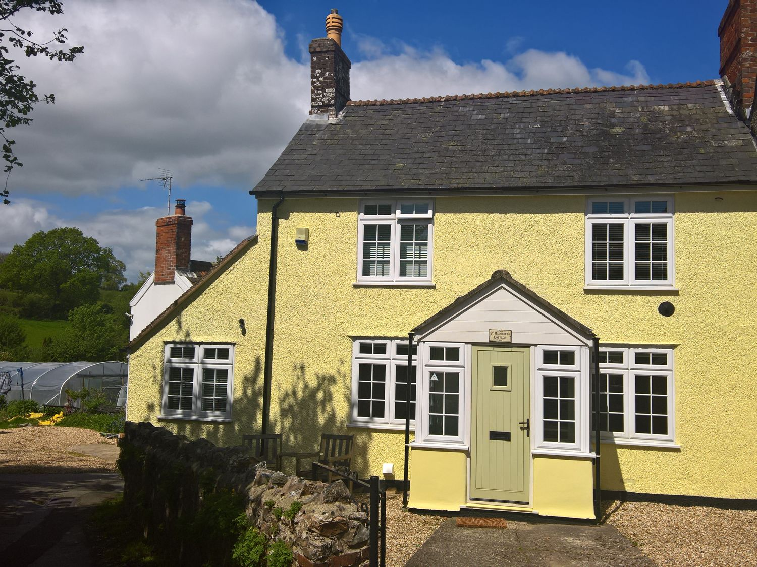 St Margaret's Cottage - Somerset & Wiltshire - 925543 - photo 1