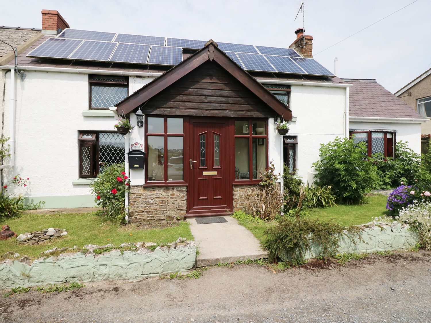 Rose Cottage - South Wales - 926067 - photo 1