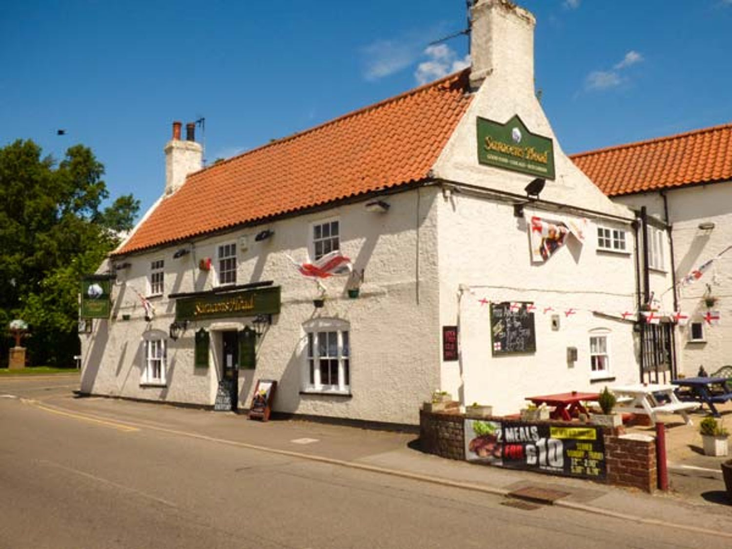 Old Function Rooms, Lincolnshire