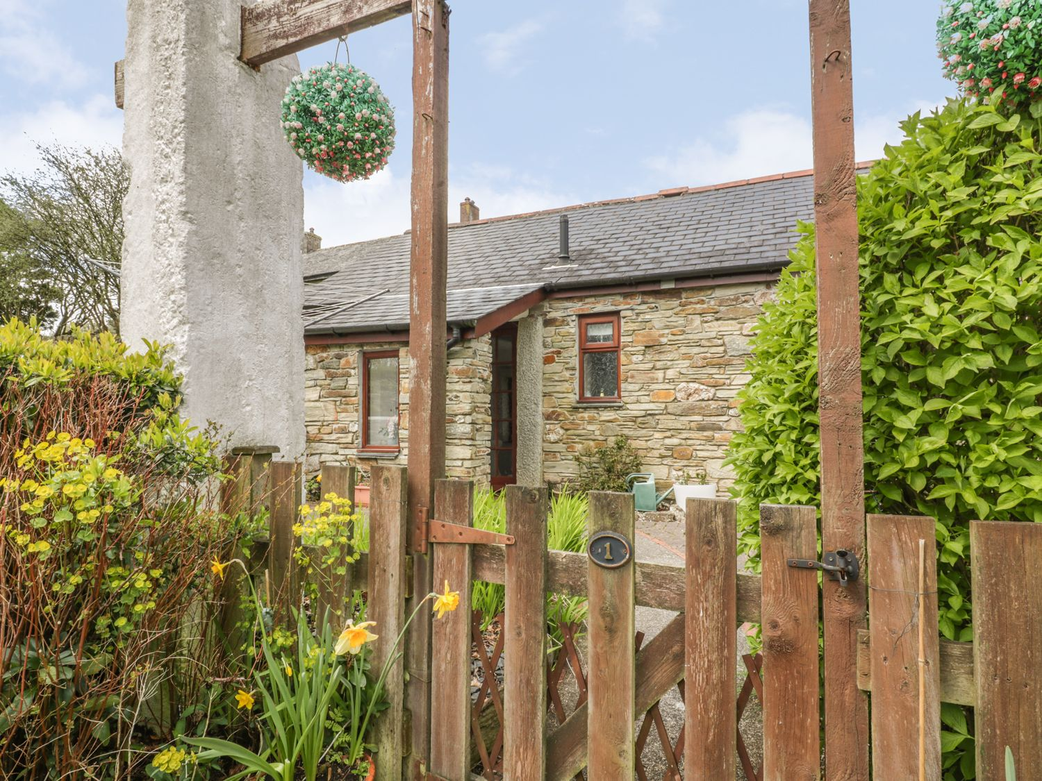 Poldark Cottage - Cornwall - 926203 - photo 1