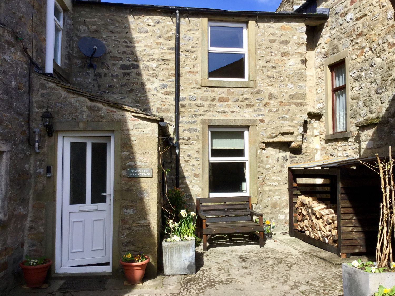 Coates Lane Farm Cottage - Yorkshire Dales - 926352 - photo 1