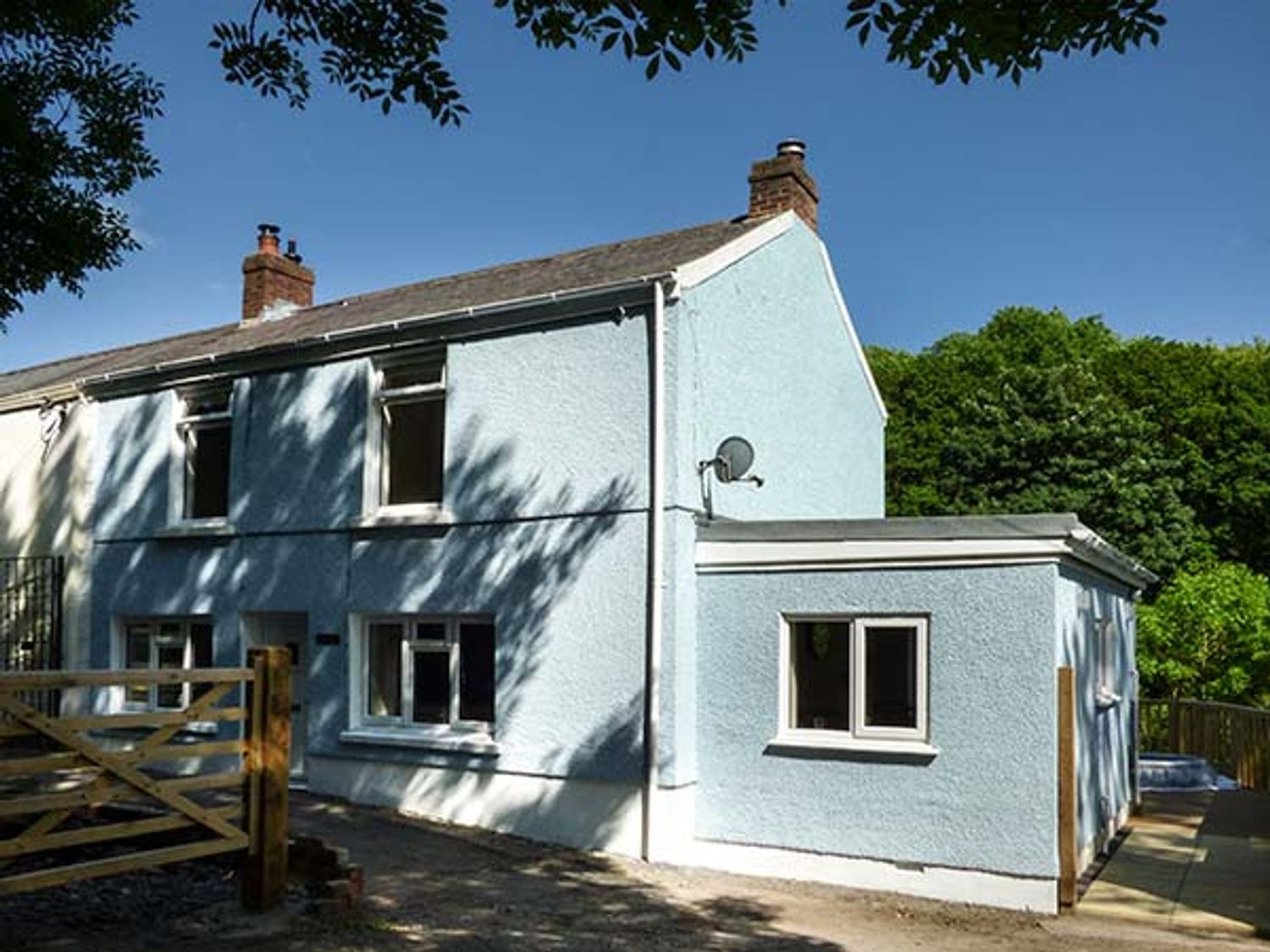 Ty Fri Cottage - South Wales - 927078 - photo 1