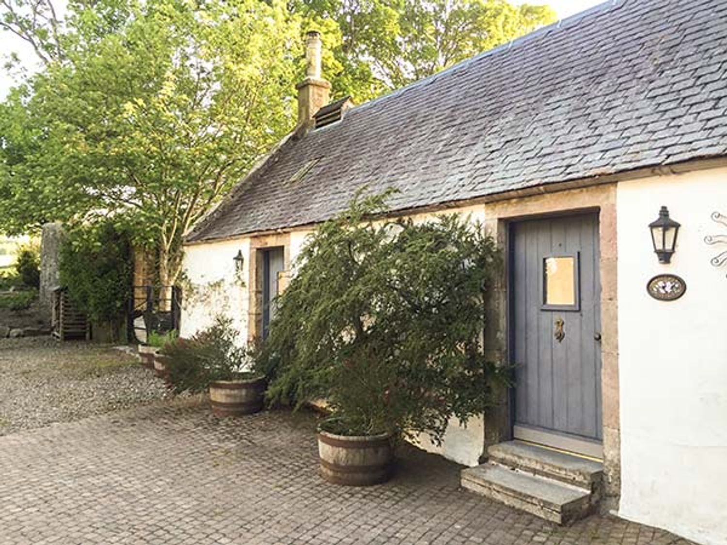 Sweetpea Cottage - Scottish Lowlands - 927592 - photo 1