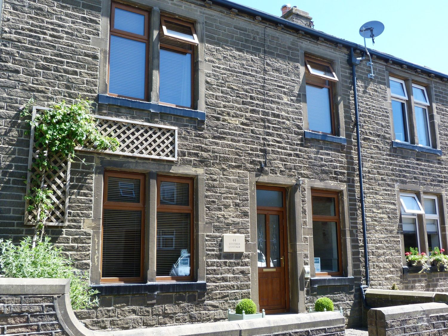 Wisteria Cottage - Yorkshire Dales - 928463 - photo 1