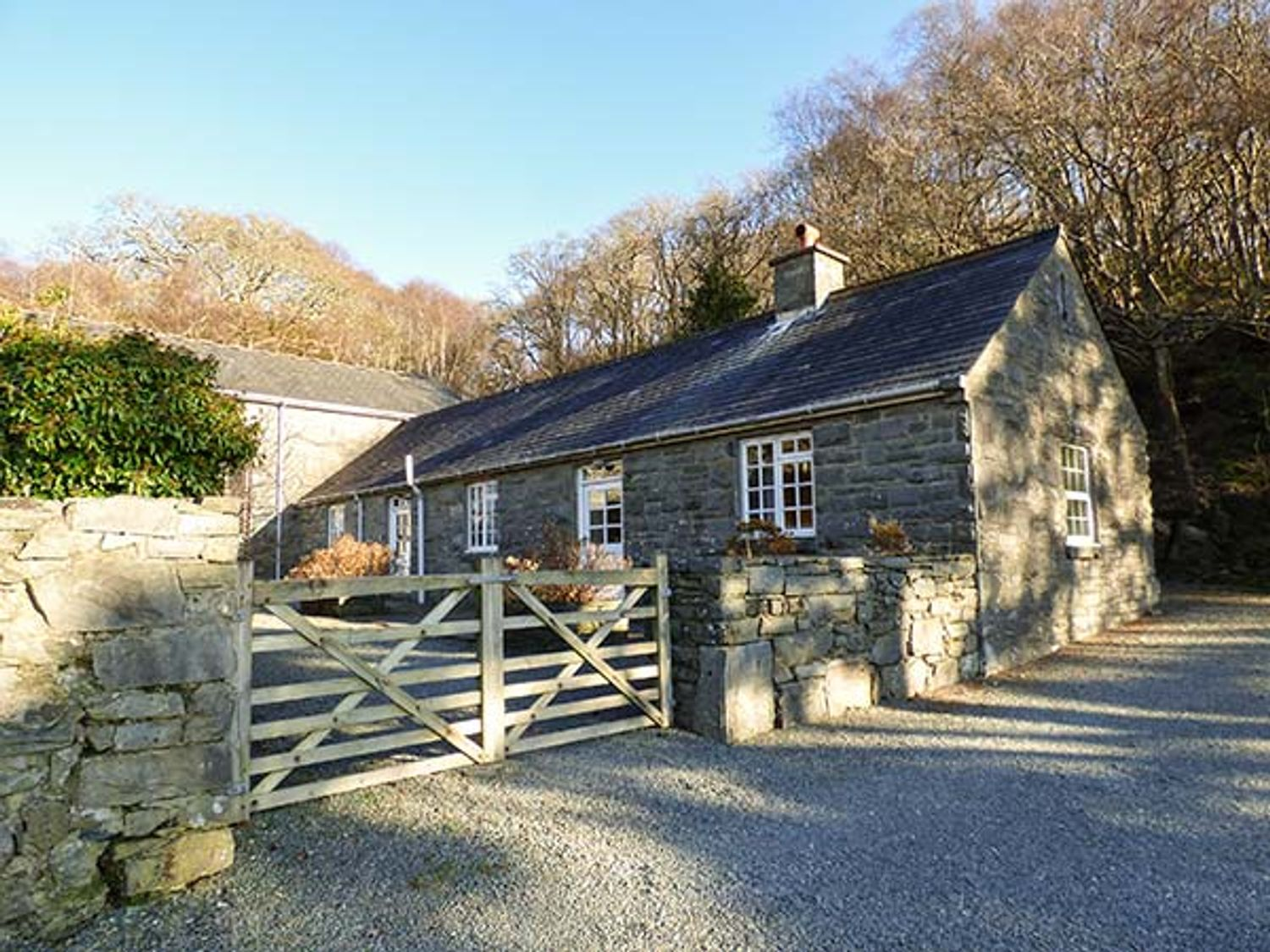 Farchynys Court Cottage - North Wales - 929754 - photo 1