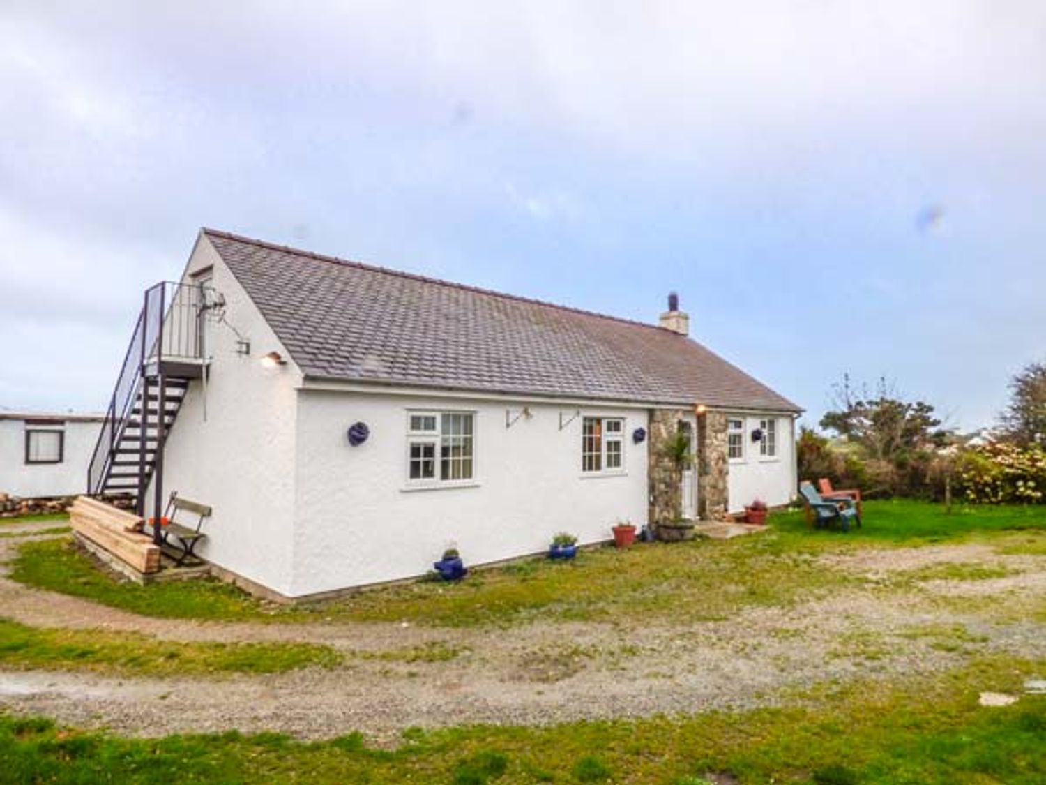 Ty Woods Cottage - Anglesey - 929795 - photo 1