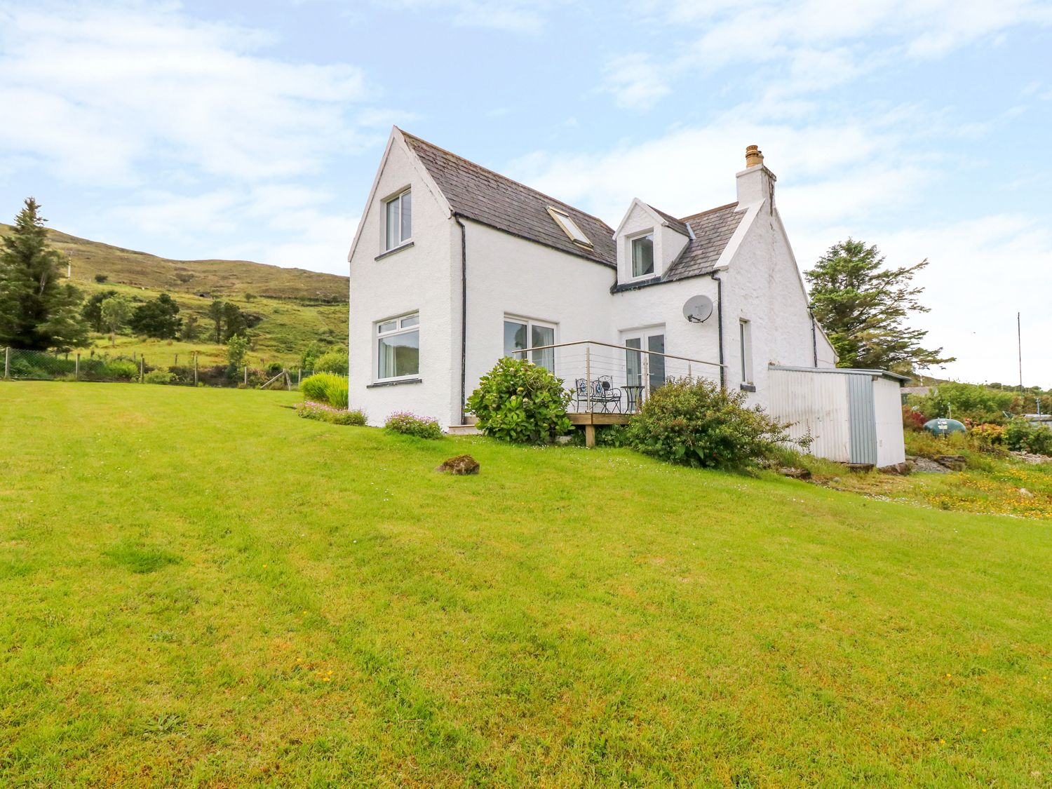 House on the Cari - Scottish Highlands - 929969 - photo 1