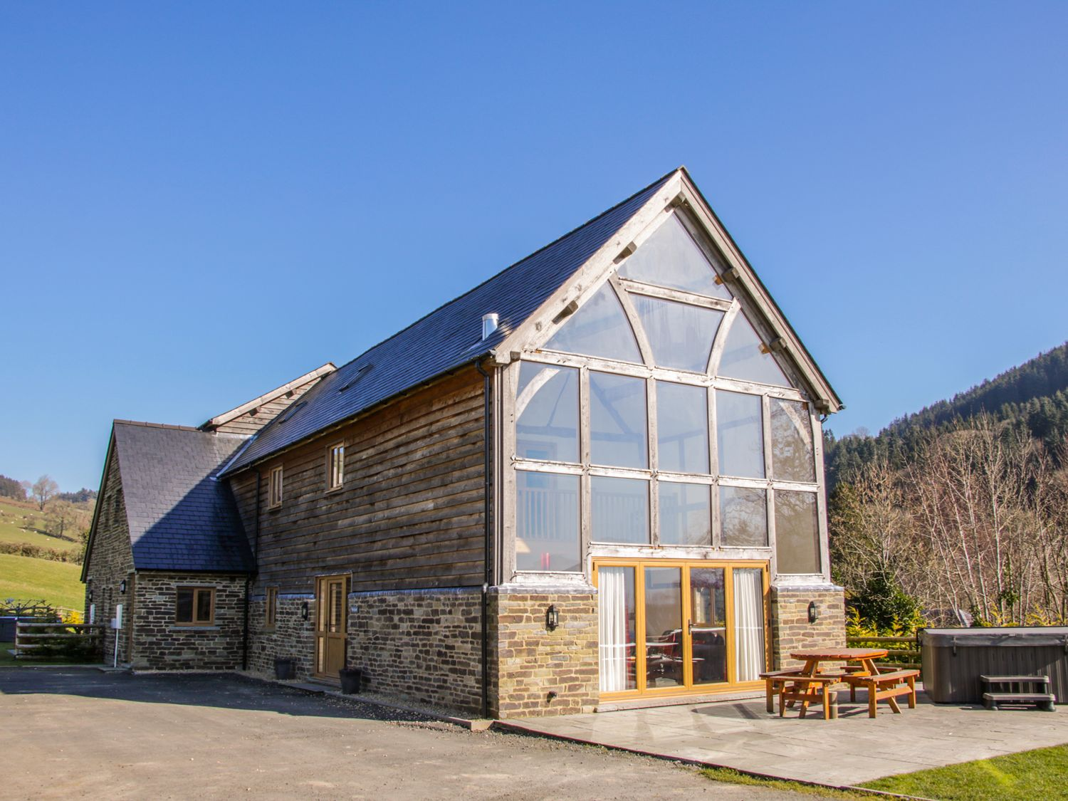 The Hayloft - Mid Wales - 930463 - photo 1