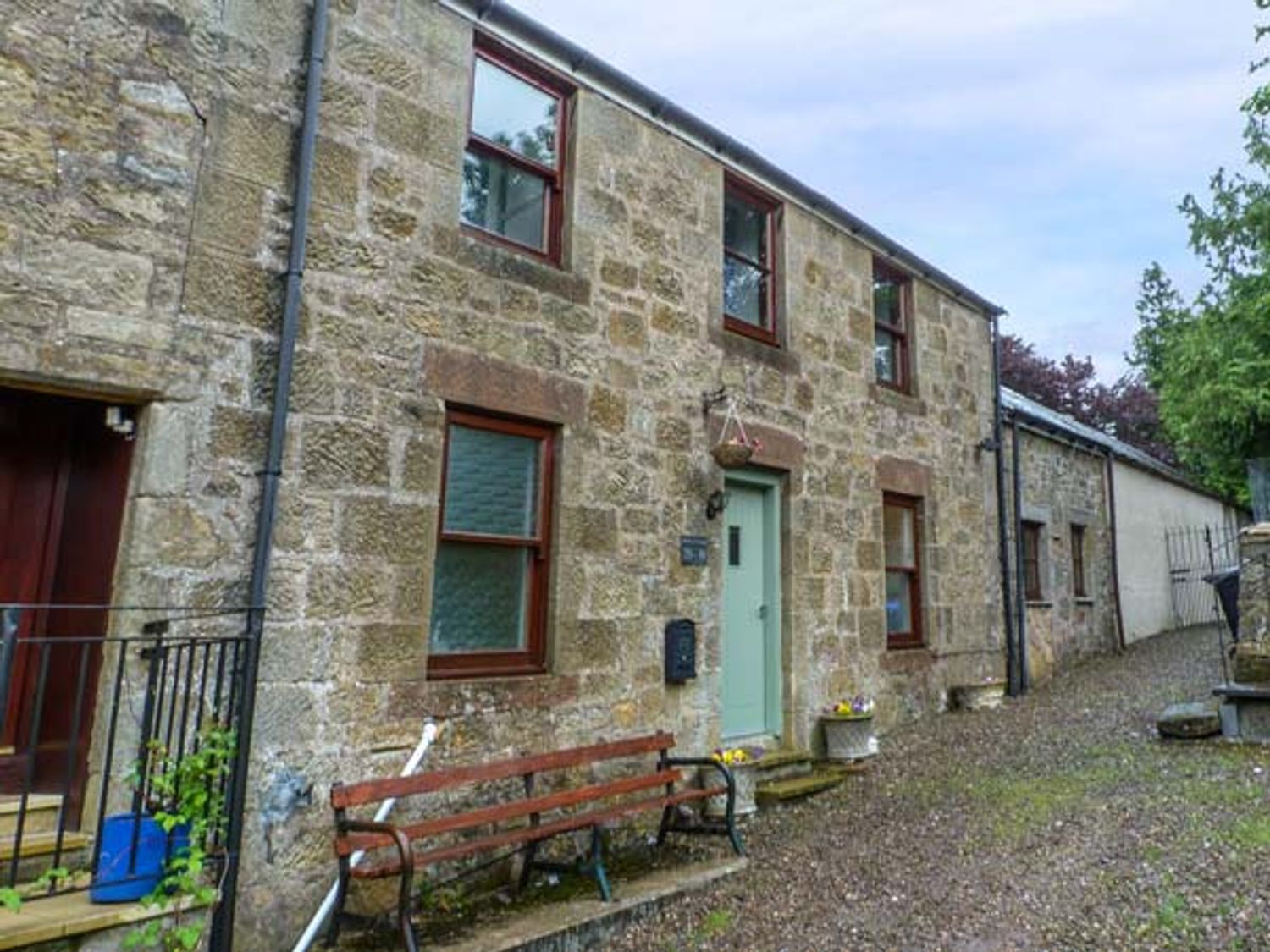 The Old Doctor's Cottage - Scottish Lowlands - 932065 - photo 1