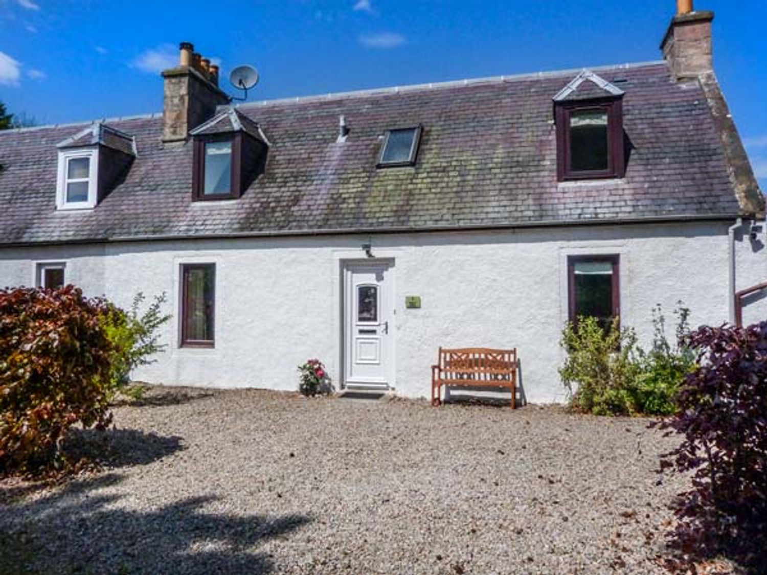 Deskford Cottage - Scottish Highlands - 932291 - photo 1