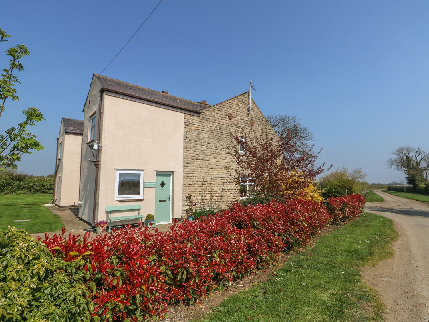 Grange Farm Cottage - Lincolnshire - 932449 - photo 1