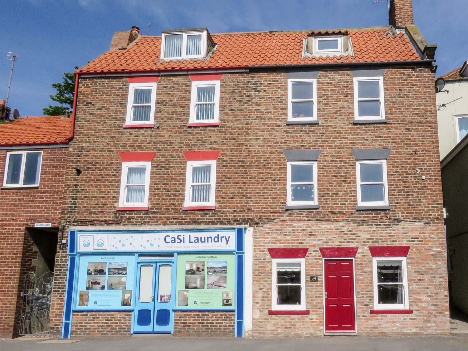 Odd Sock Cottage - North Yorkshire (incl. Whitby) - 932643 - photo 1