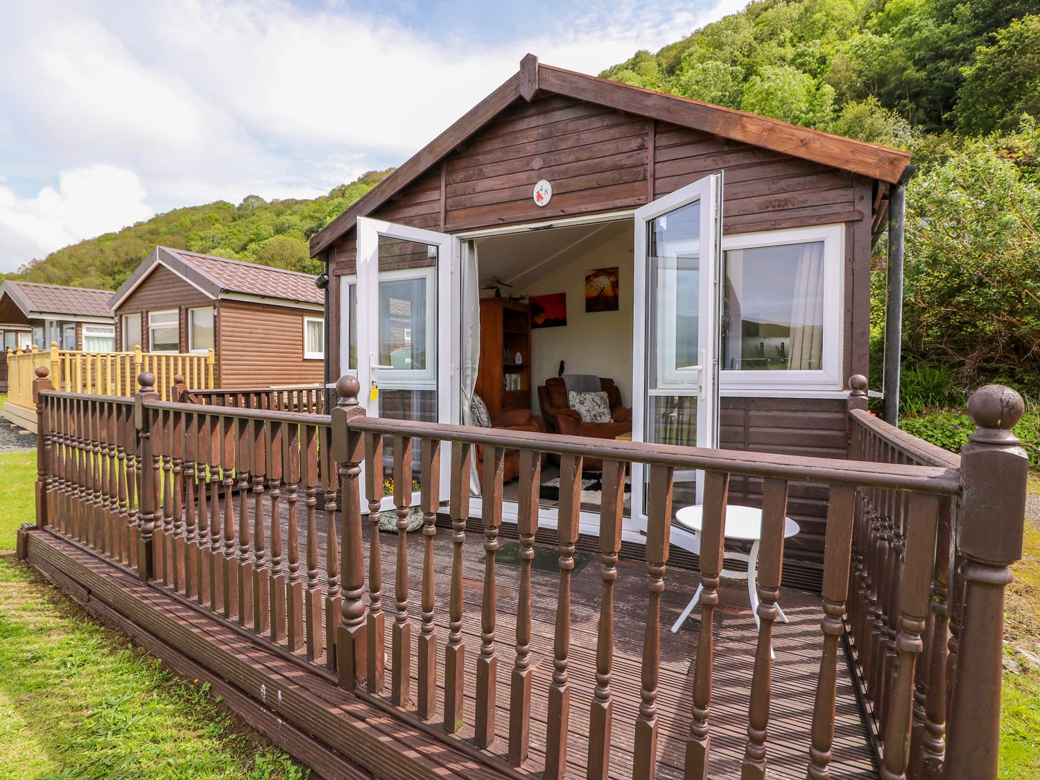 Chalet 48 - Mid Wales - 932747 - photo 1
