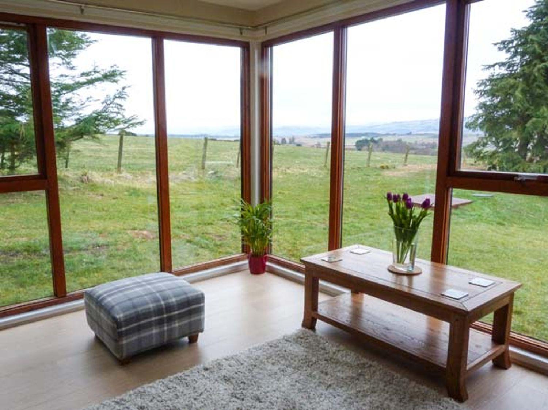 Pine Lodge, Scottish Highlands