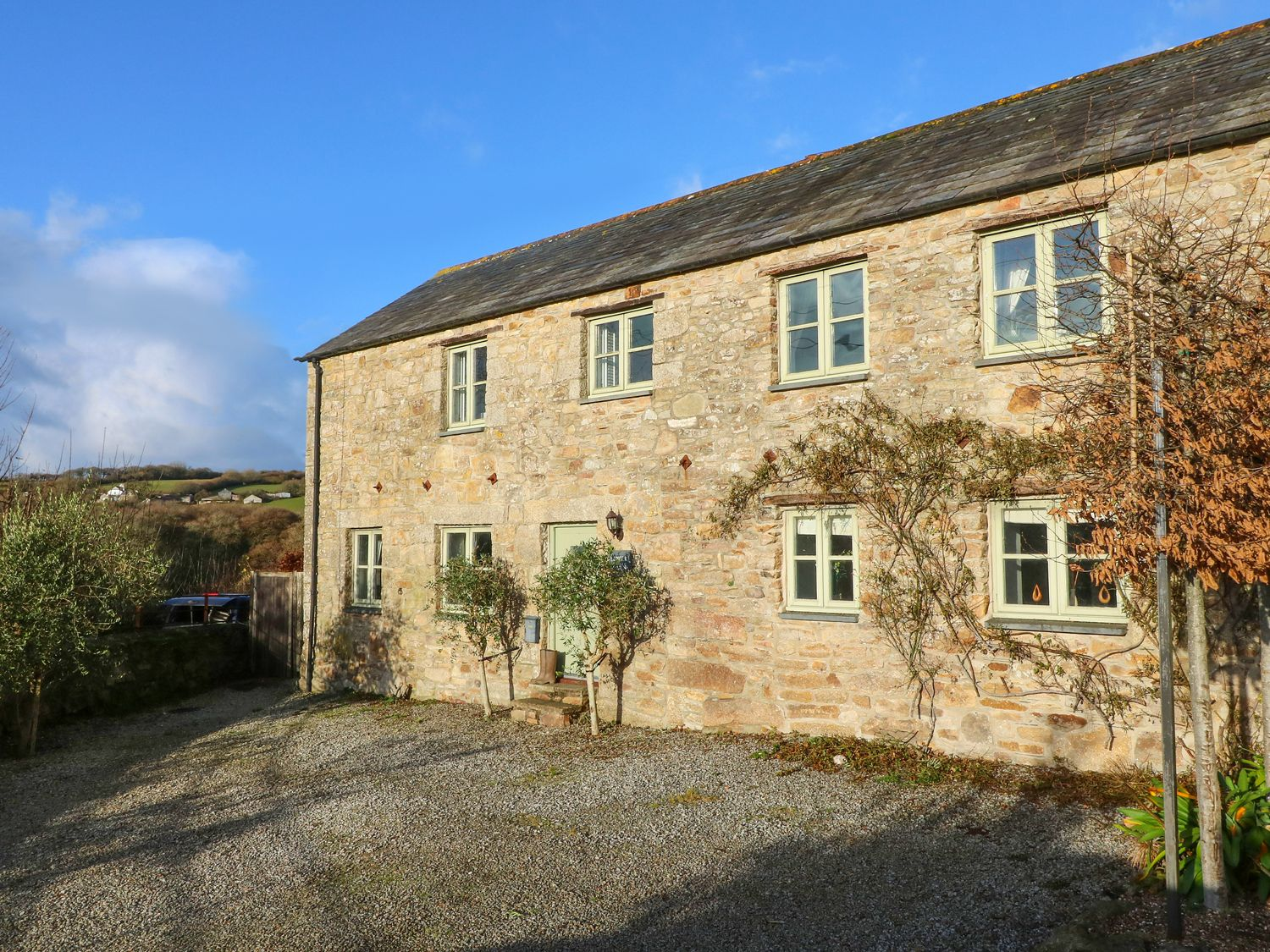 Lower Wooda Barn - Cornwall - 933411 - photo 1