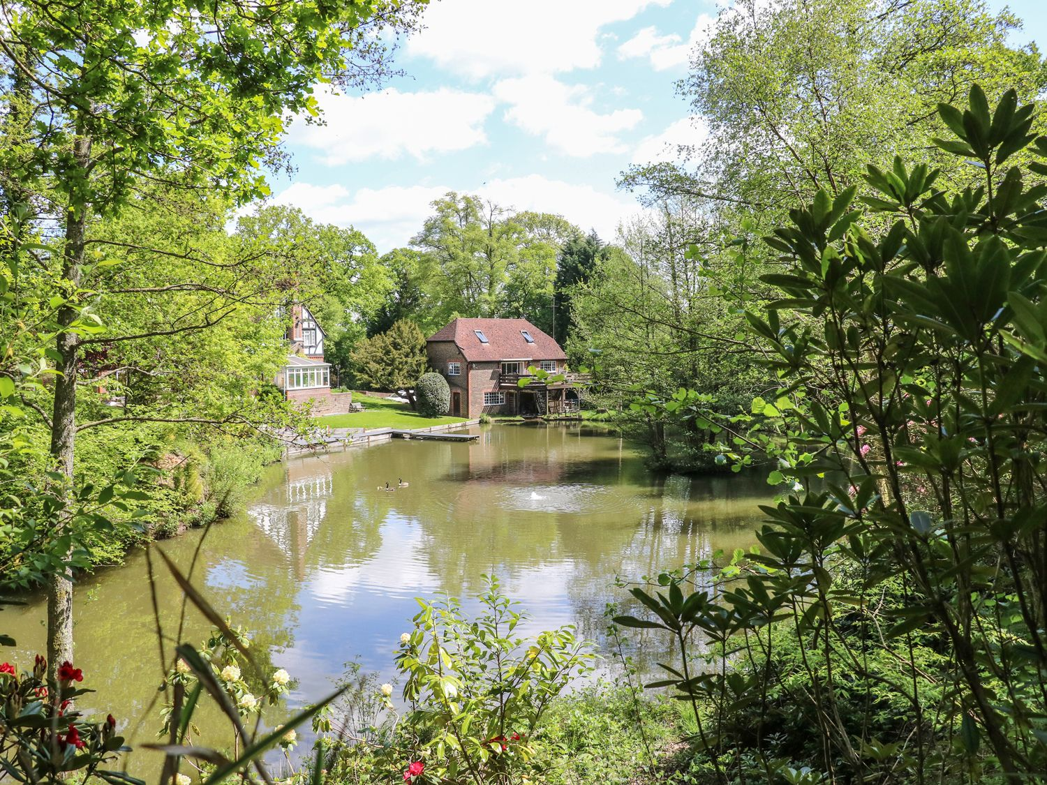 Miswells Cottages - Lake View - Kent & Sussex - 933423 - photo 1