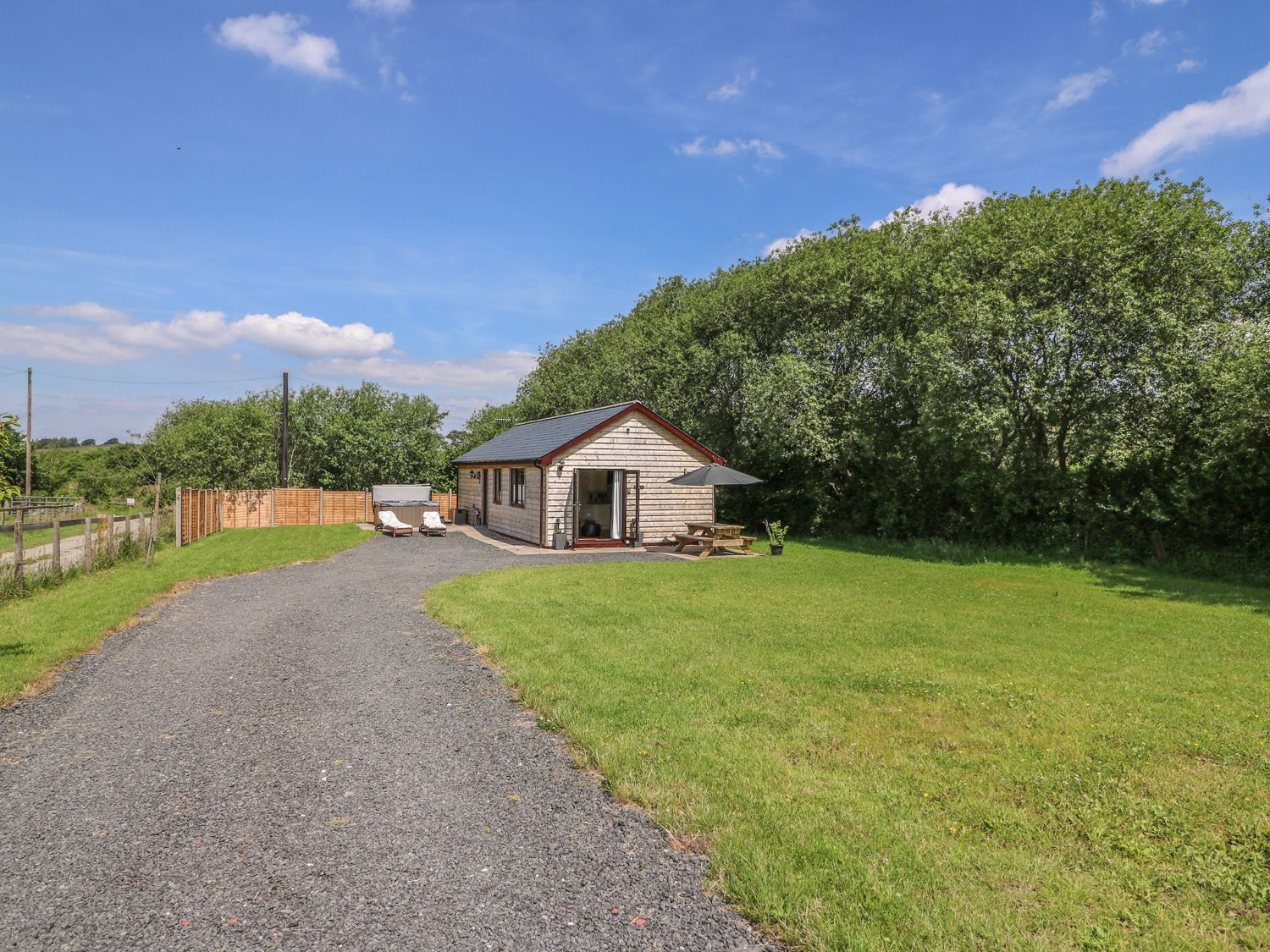 Cherry Tree Lodge - Mid Wales - 933626 - photo 1