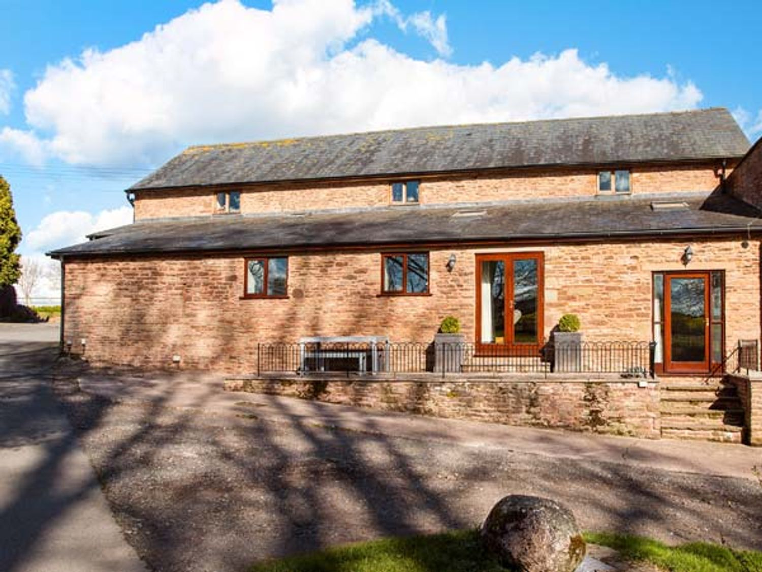 Teal Barn Annexe - Herefordshire - 933878 - photo 1