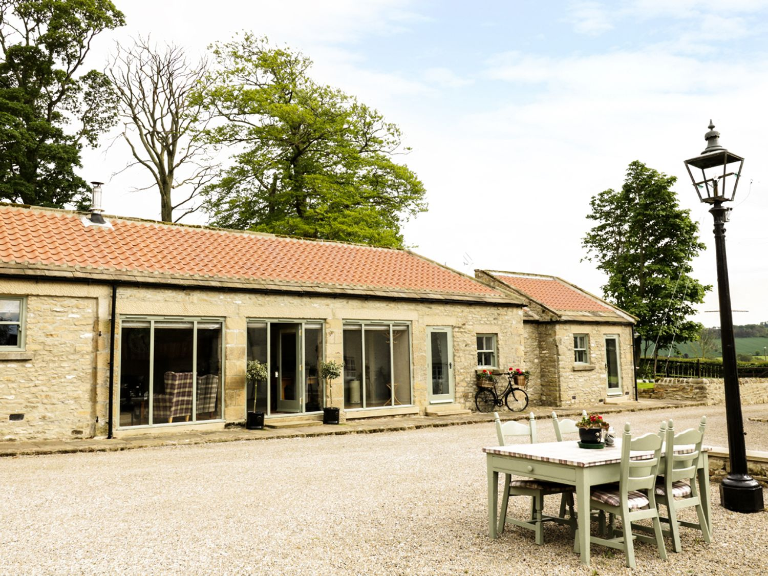 The Cartshed, Sedbury Park Farm - Yorkshire Dales - 934810 - photo 1