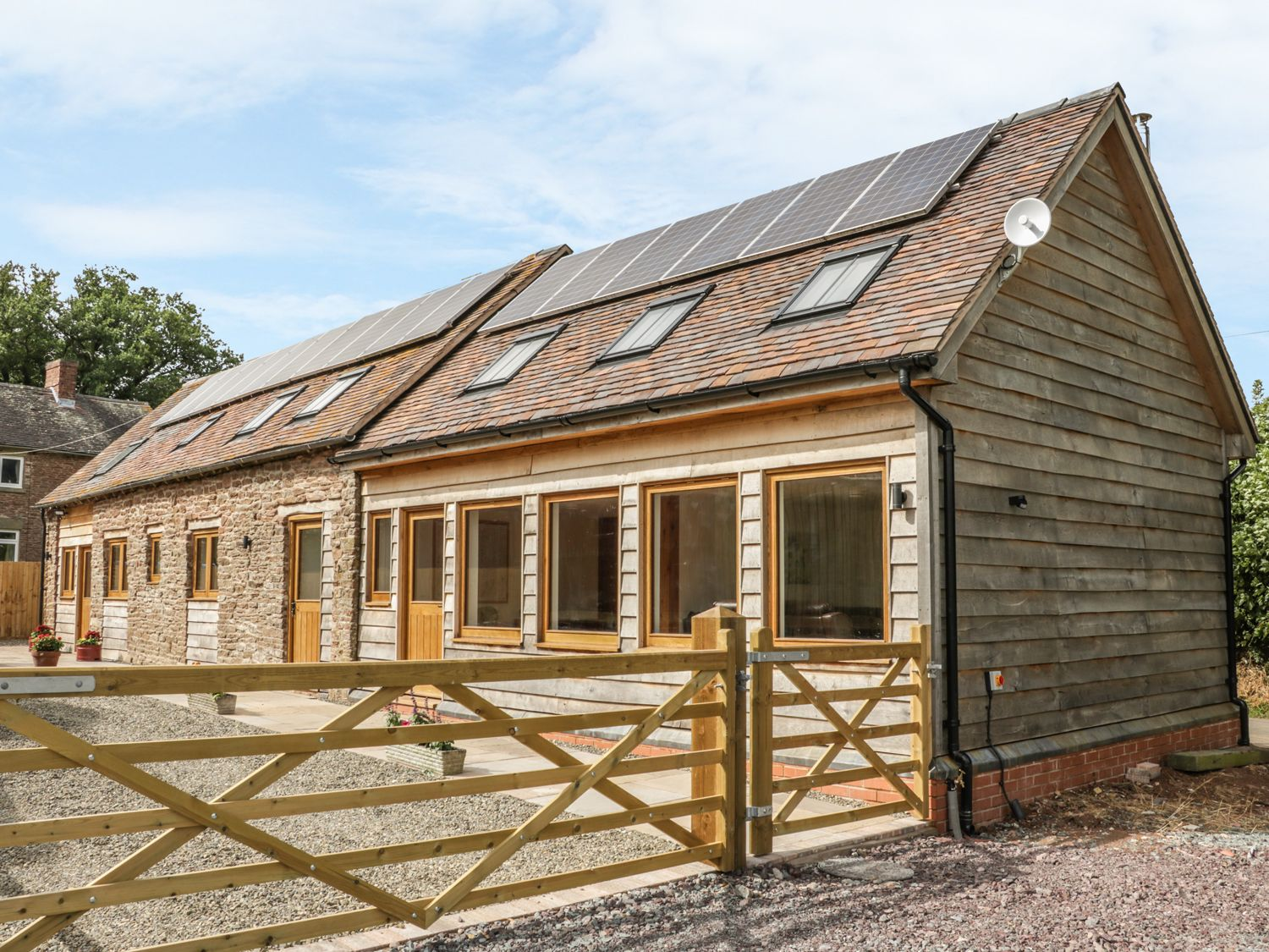 The Cow Byre, Heath Farm - Shropshire - 935353 - photo 1