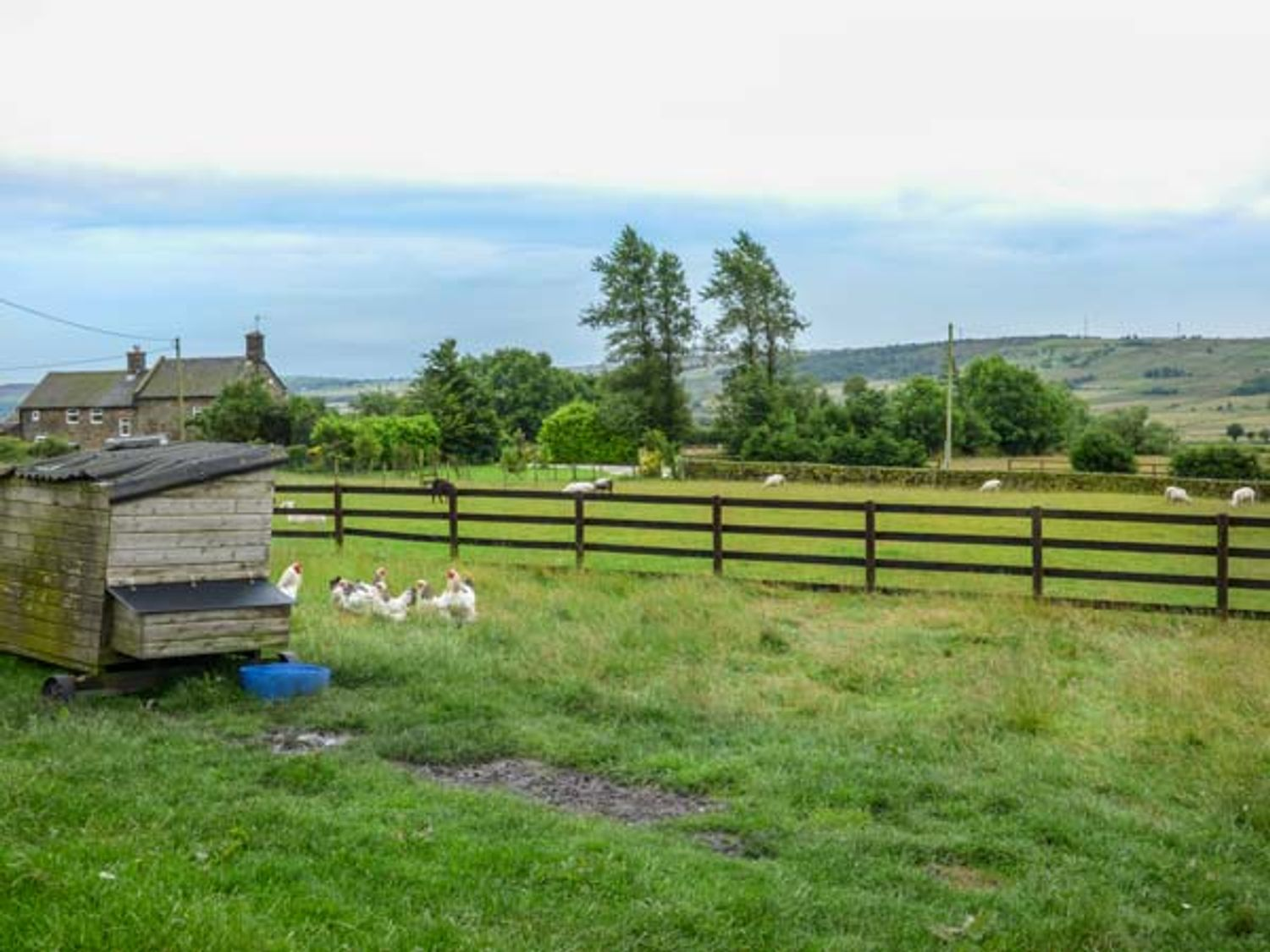 Lark's Rise Cottage, Peak Distrcit