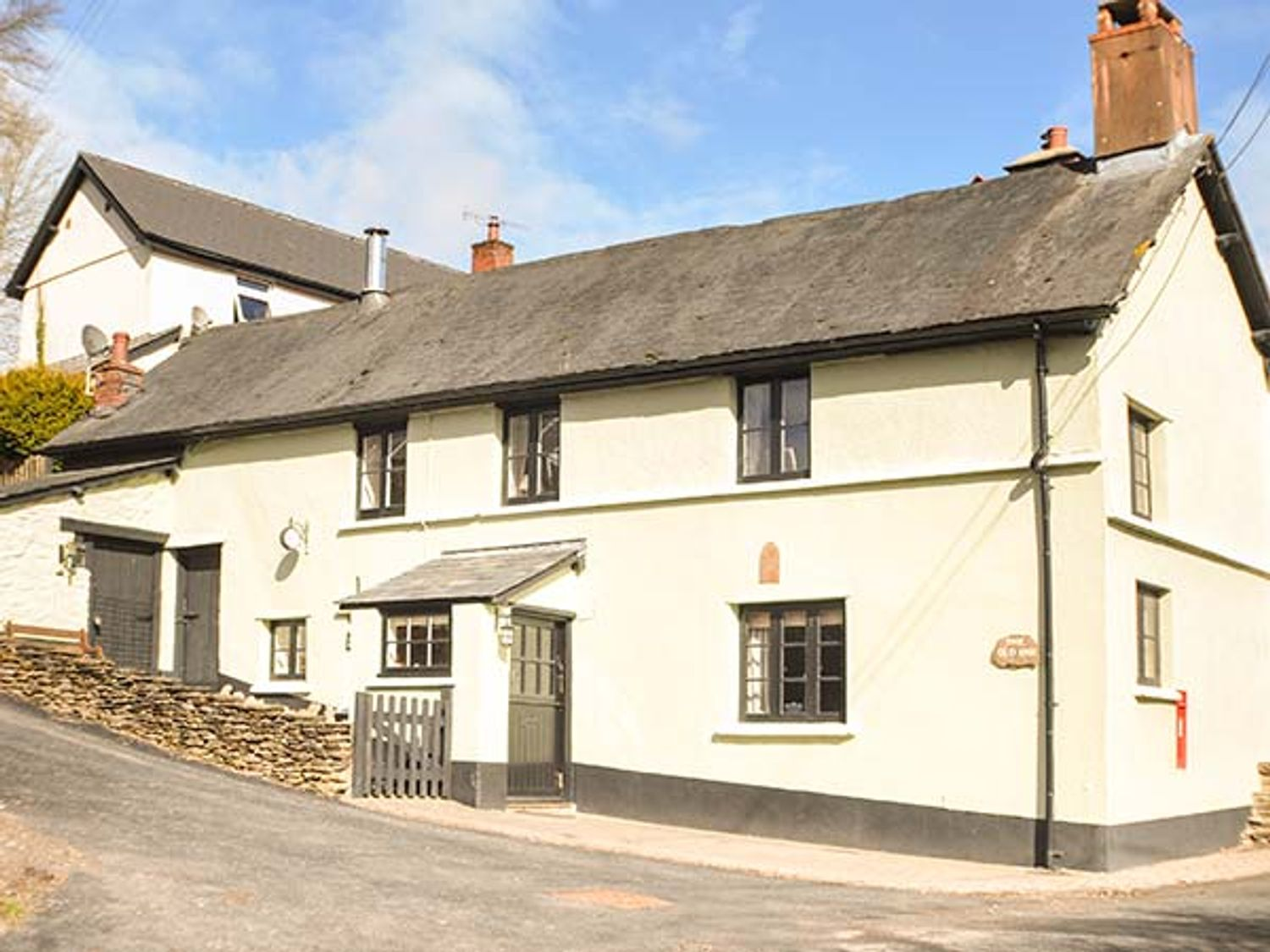 The Old Inn Cottage Exmoor - Somerset & Wiltshire - 938023 - photo 1