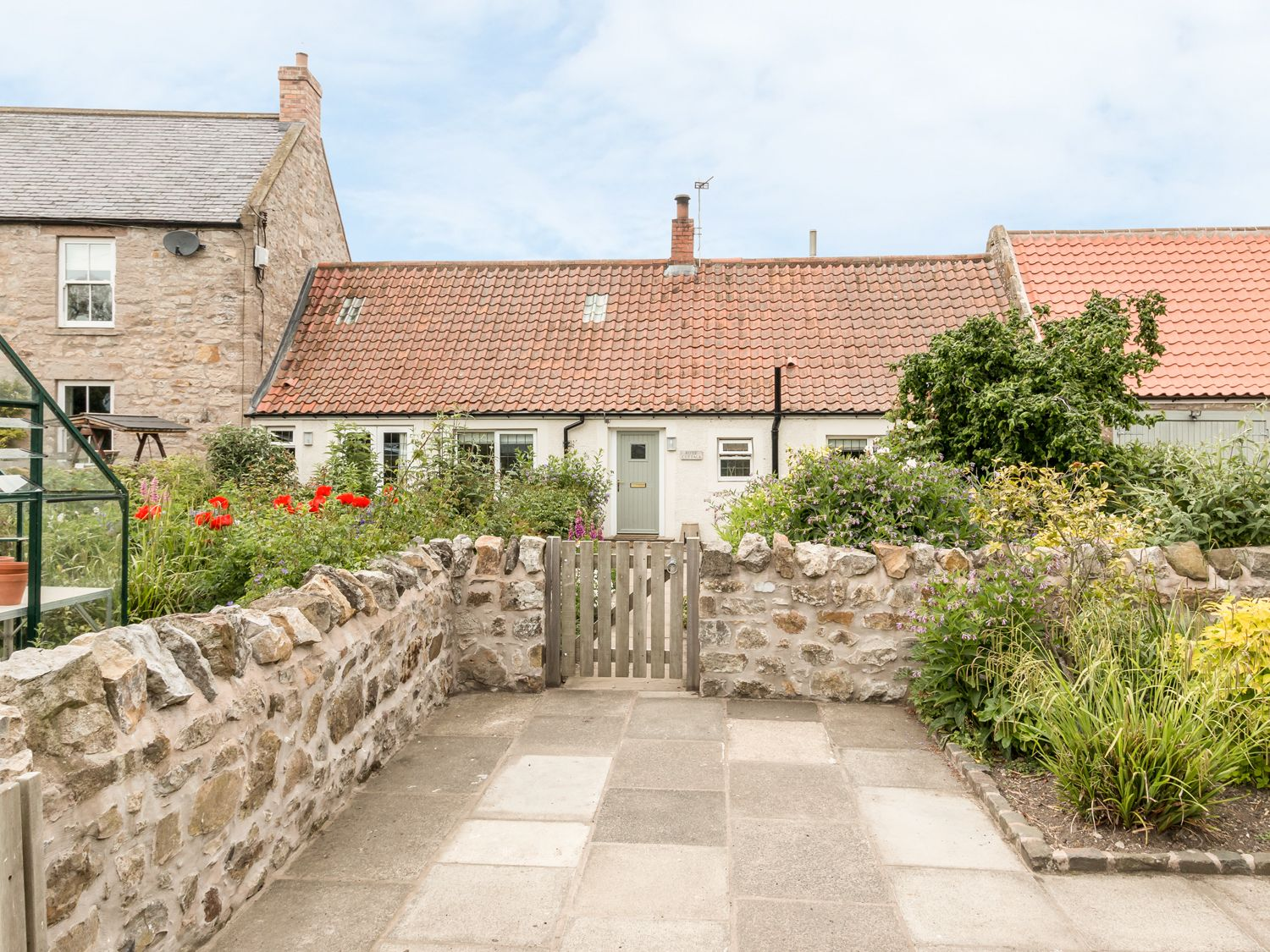 Rose Cottage - Northumberland - 938431 - photo 1