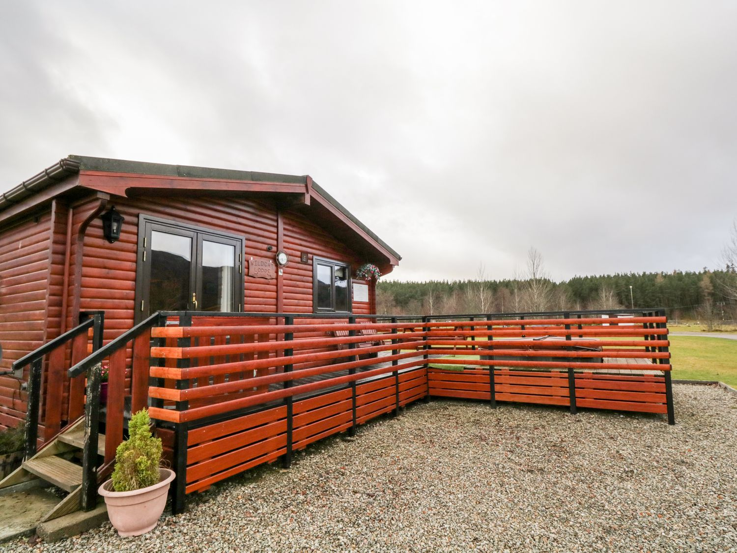 Wildcat Lodge - Scottish Highlands - 939095 - photo 1