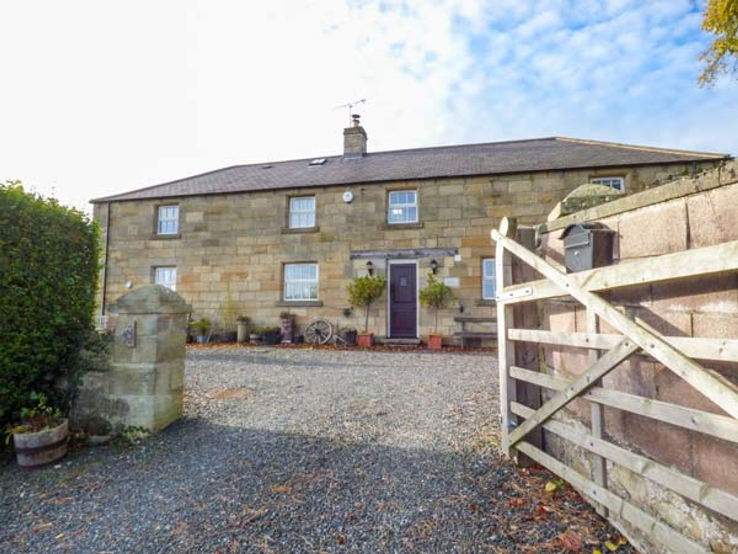 The Old Coach House - Northumberland - 941228 - photo 1