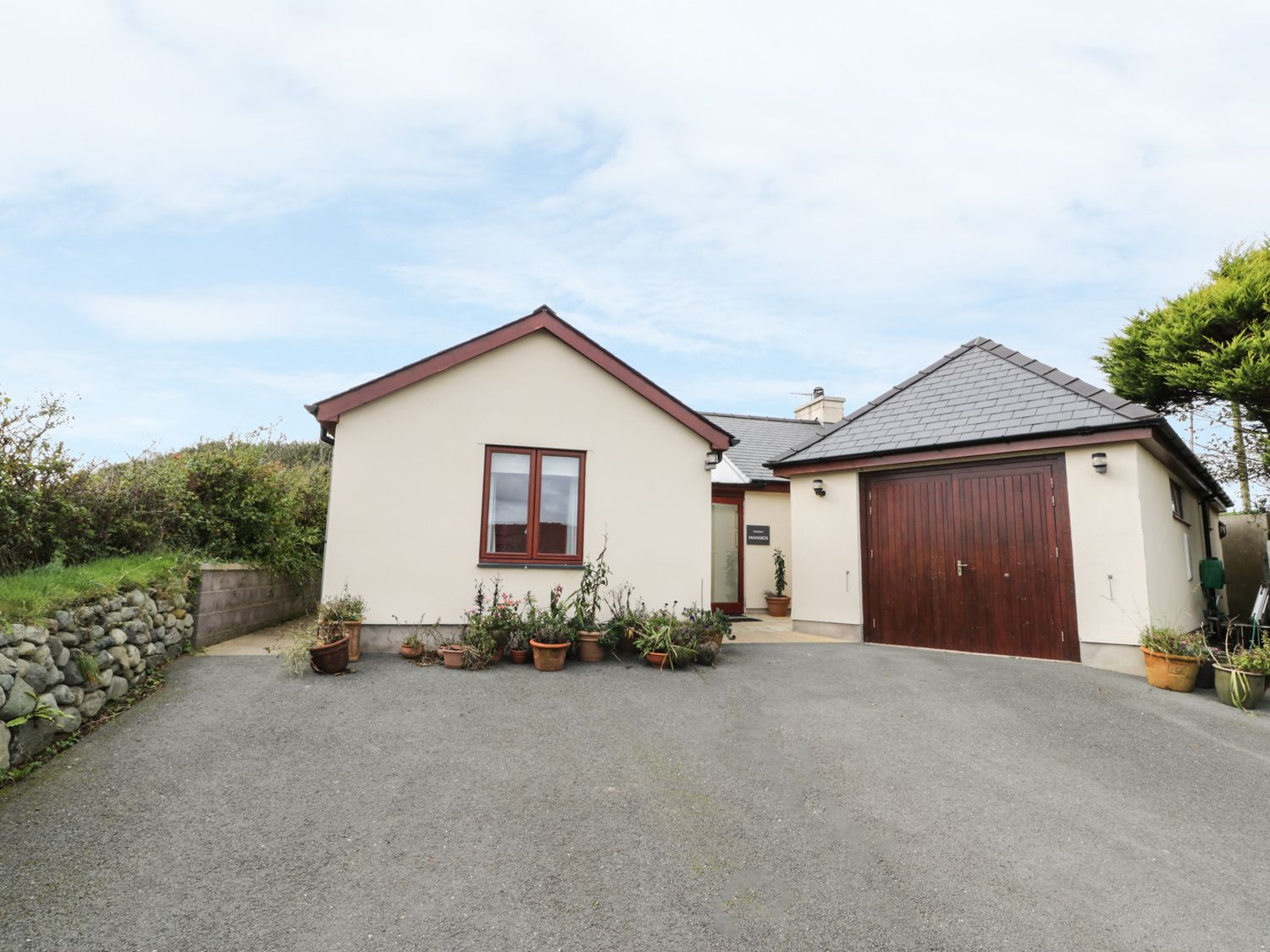 Manaros Cottage - North Wales - 941271 - photo 1