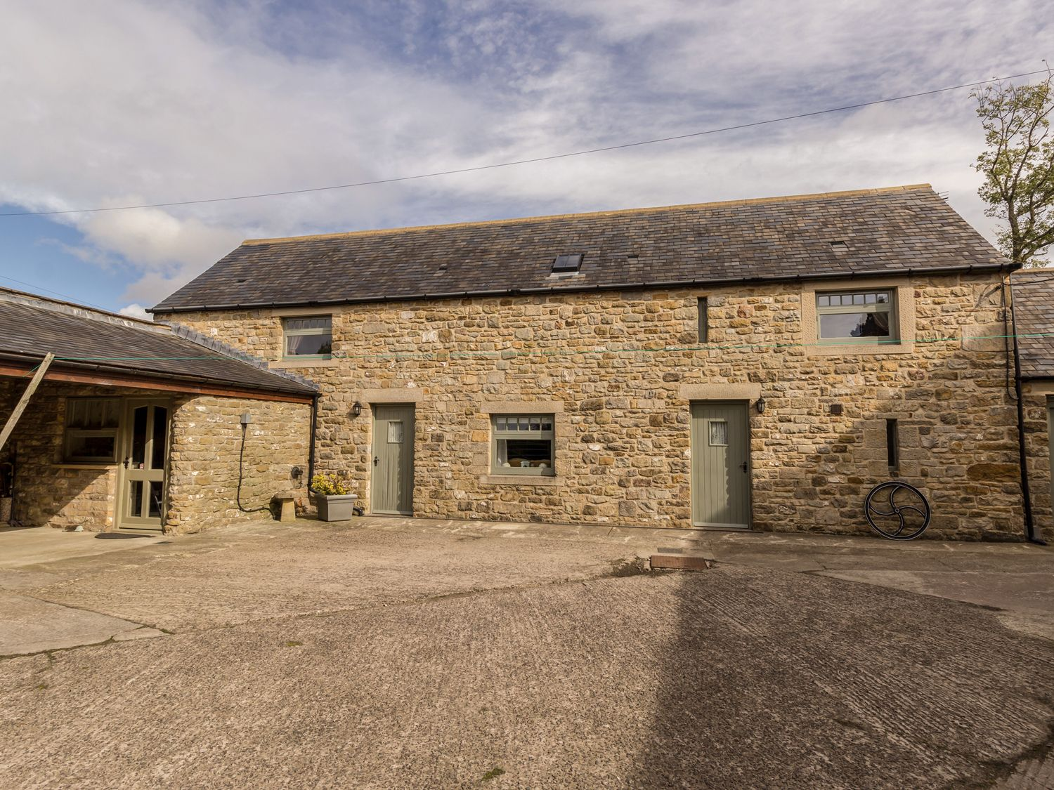 Stone Acre Barn - Northumberland - 944421 - photo 1