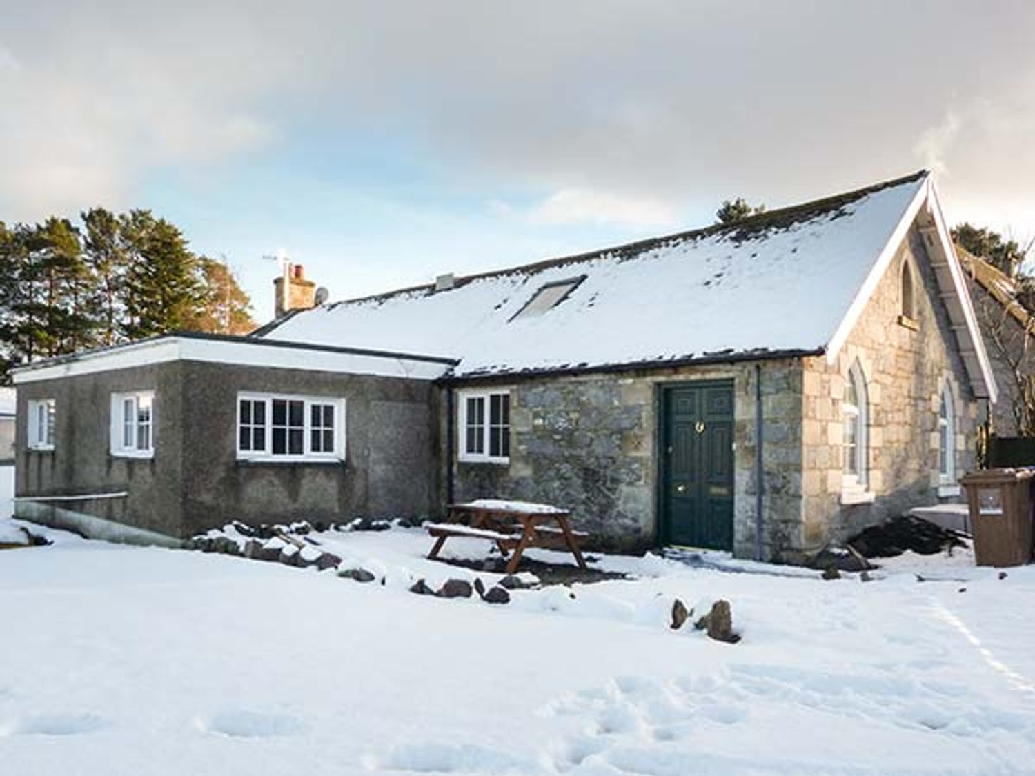 The Old Church Hall - Scottish Highlands - 945934 - photo 1