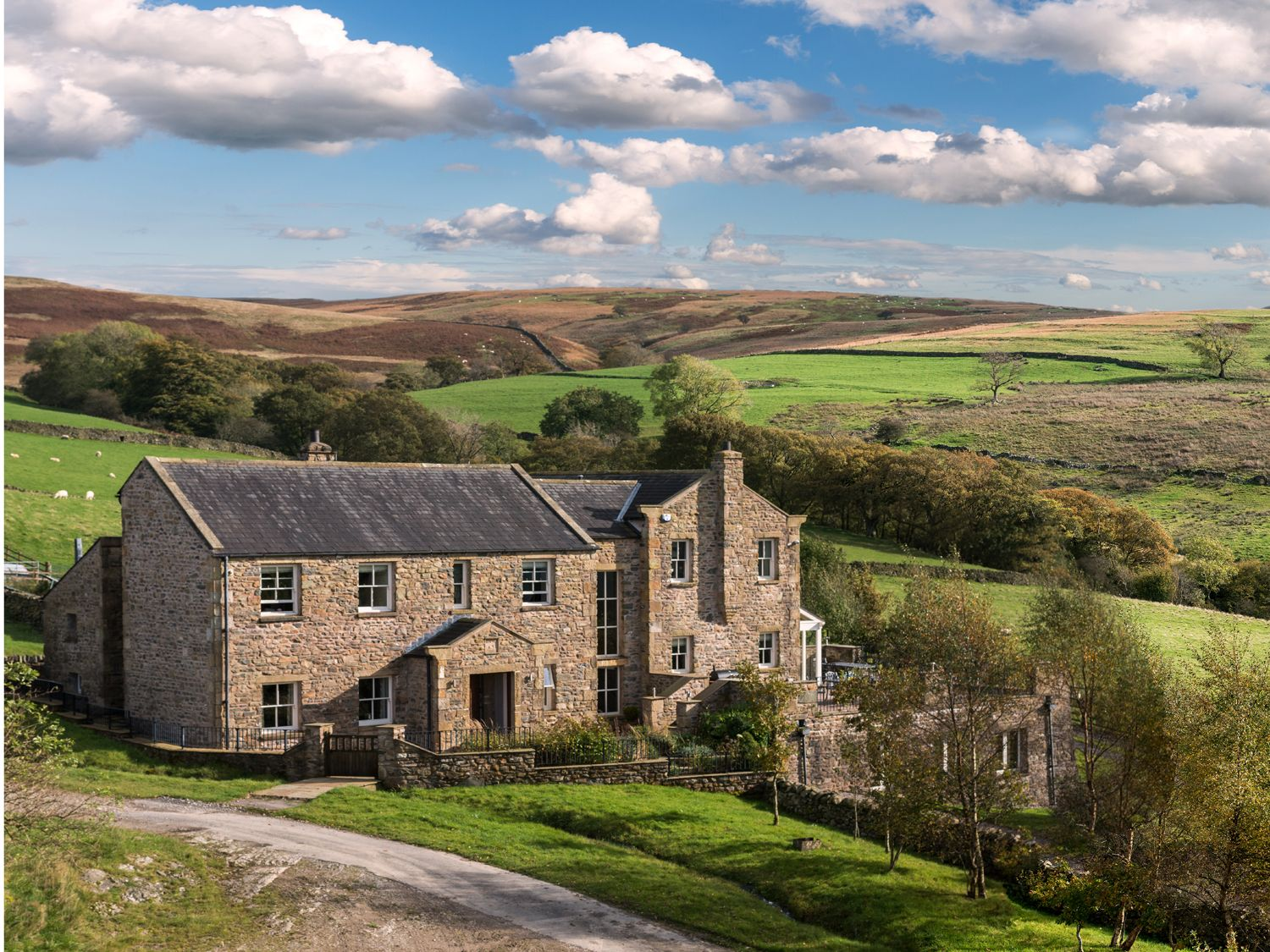High Fellside Hall - Lake District - 947265 - photo 1