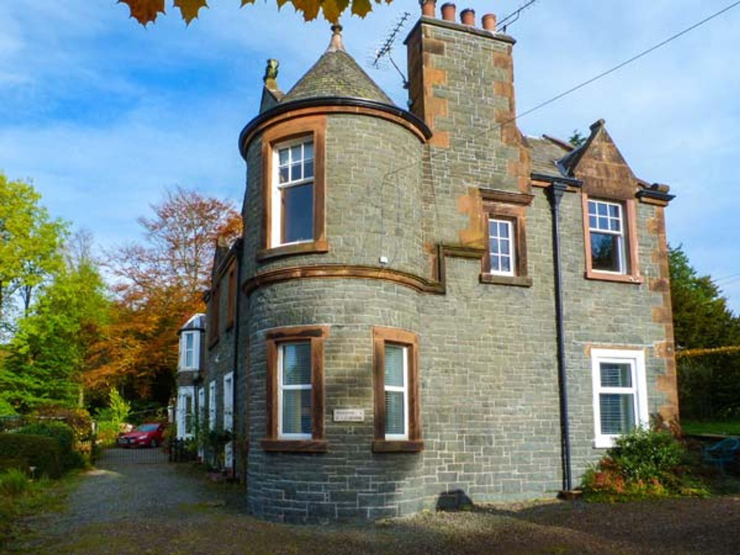 Meadow House Apartment - Scottish Lowlands - 947805 - photo 1