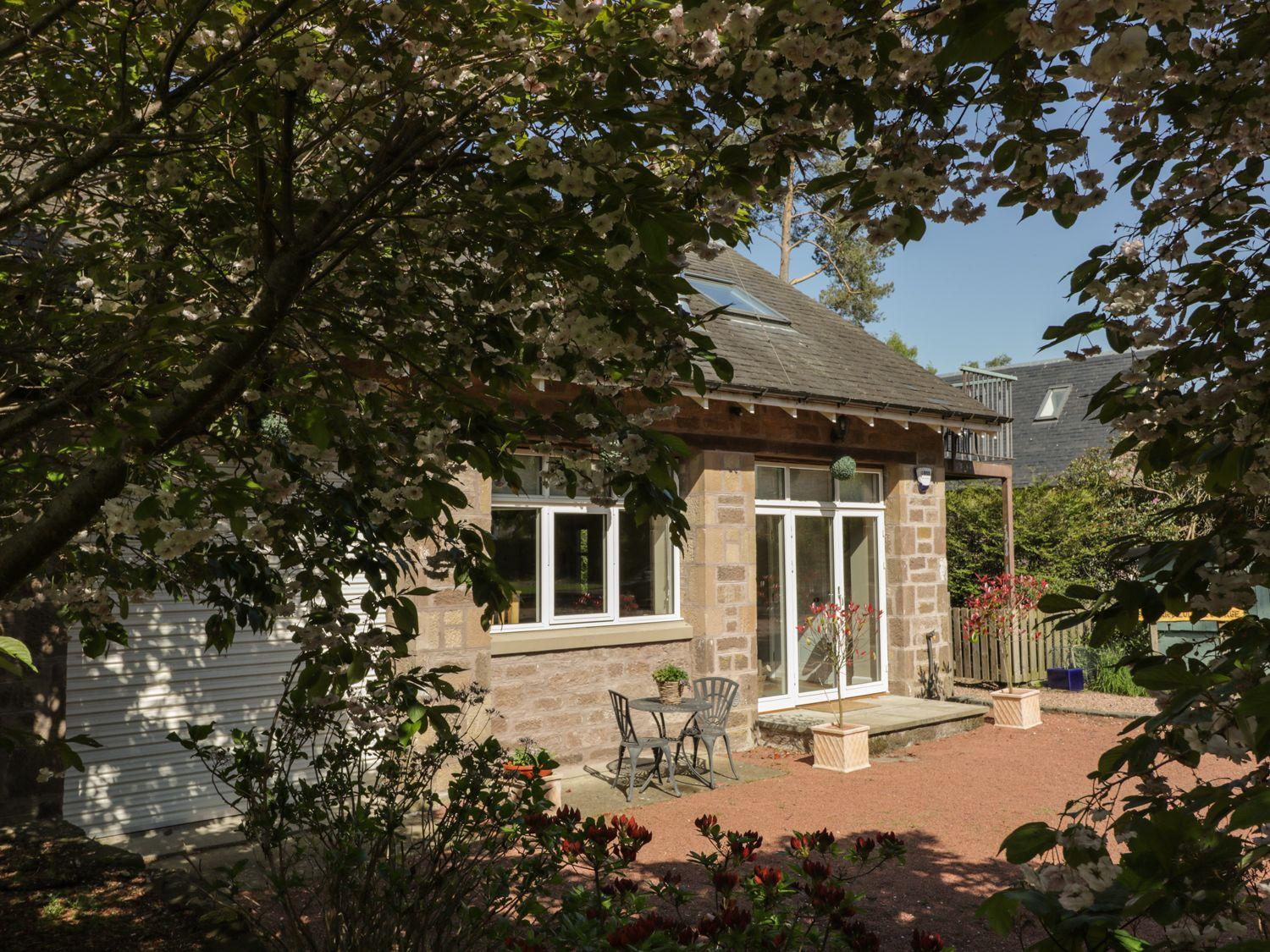 Stewarts Lodge Cottage - Scottish Lowlands - 947817 - photo 1