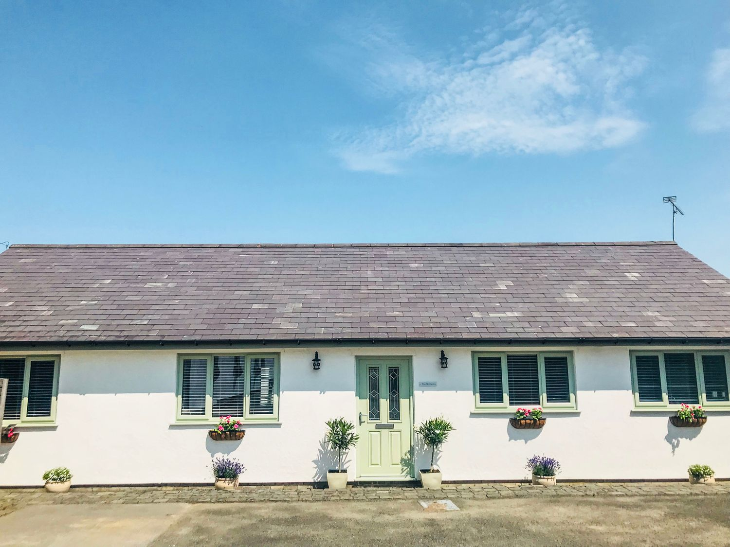 Orchard Cottage - North Wales - 948025 - photo 1