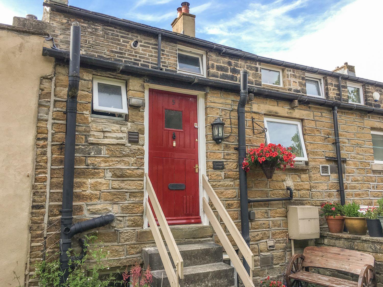 Crosland Cottage - Peak District - 948541 - photo 1