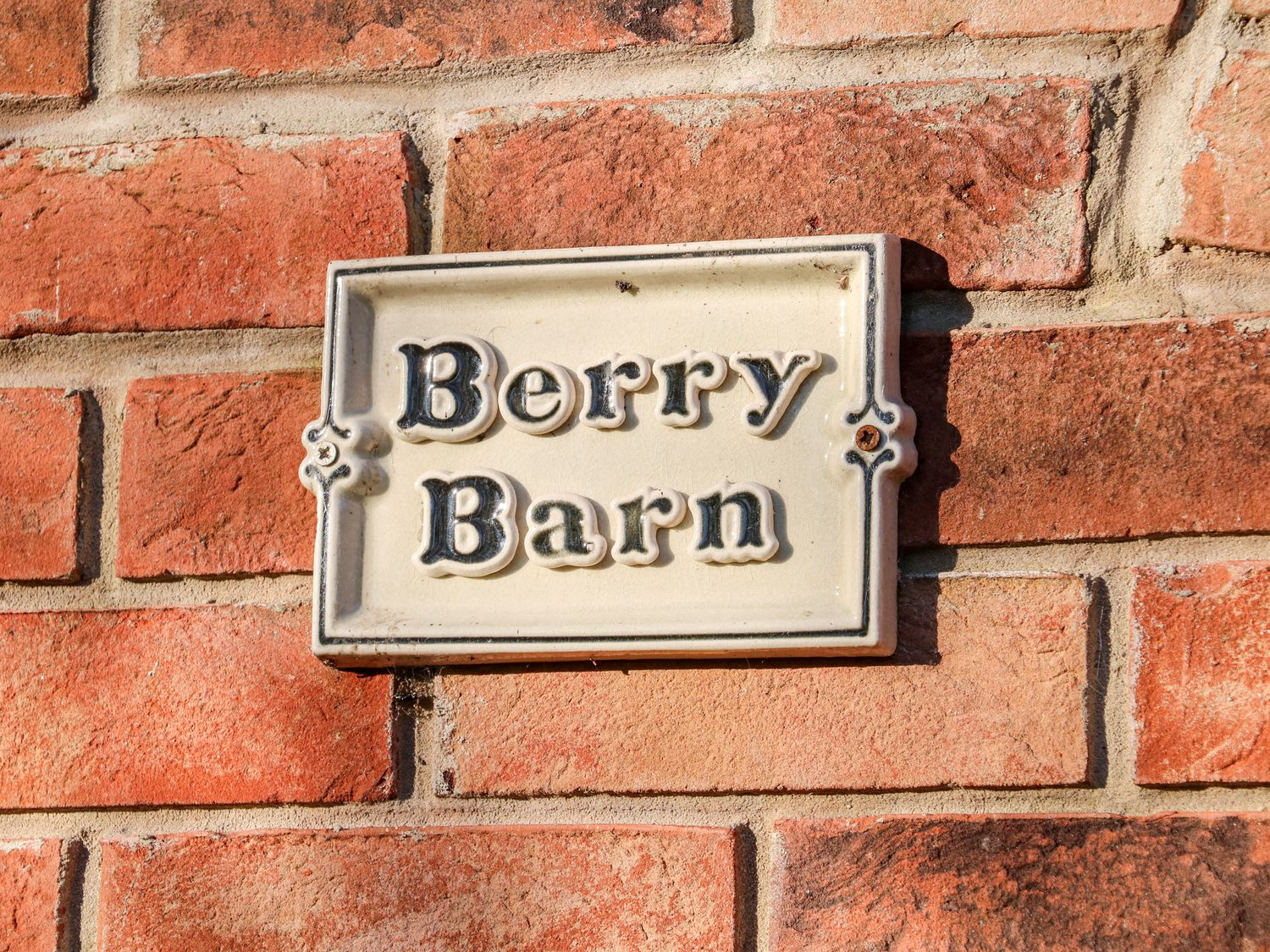 Berry Barn, Lincolnshire