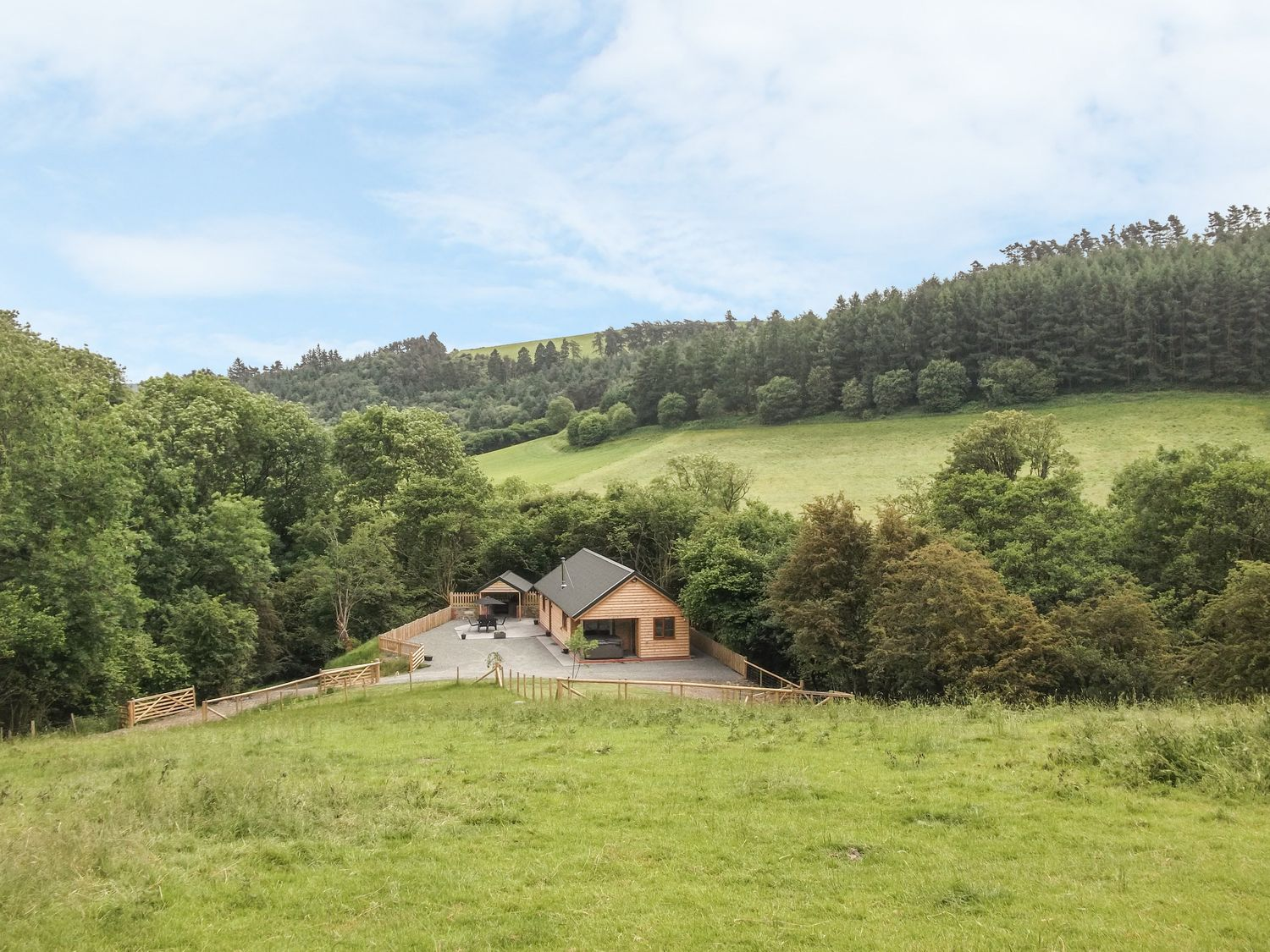 Ploony Hill Lodge - Mid Wales - 949952 - photo 1
