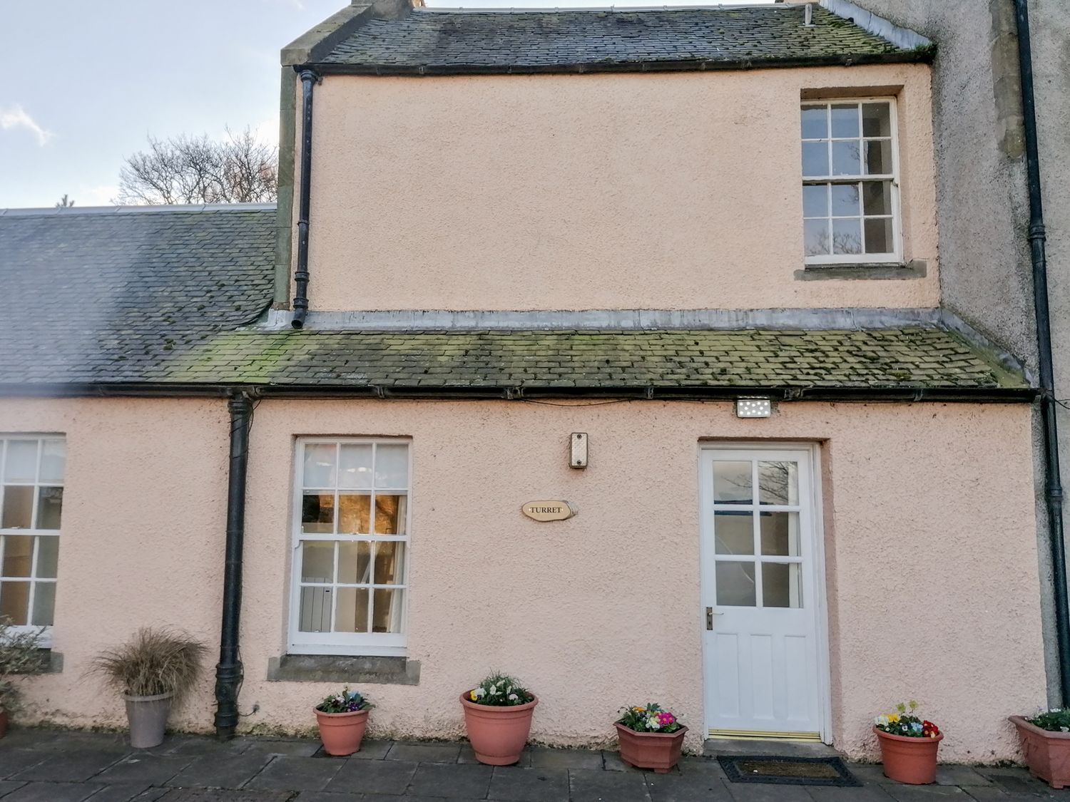 Turret Cottage - Scottish Lowlands - 951097 - photo 1