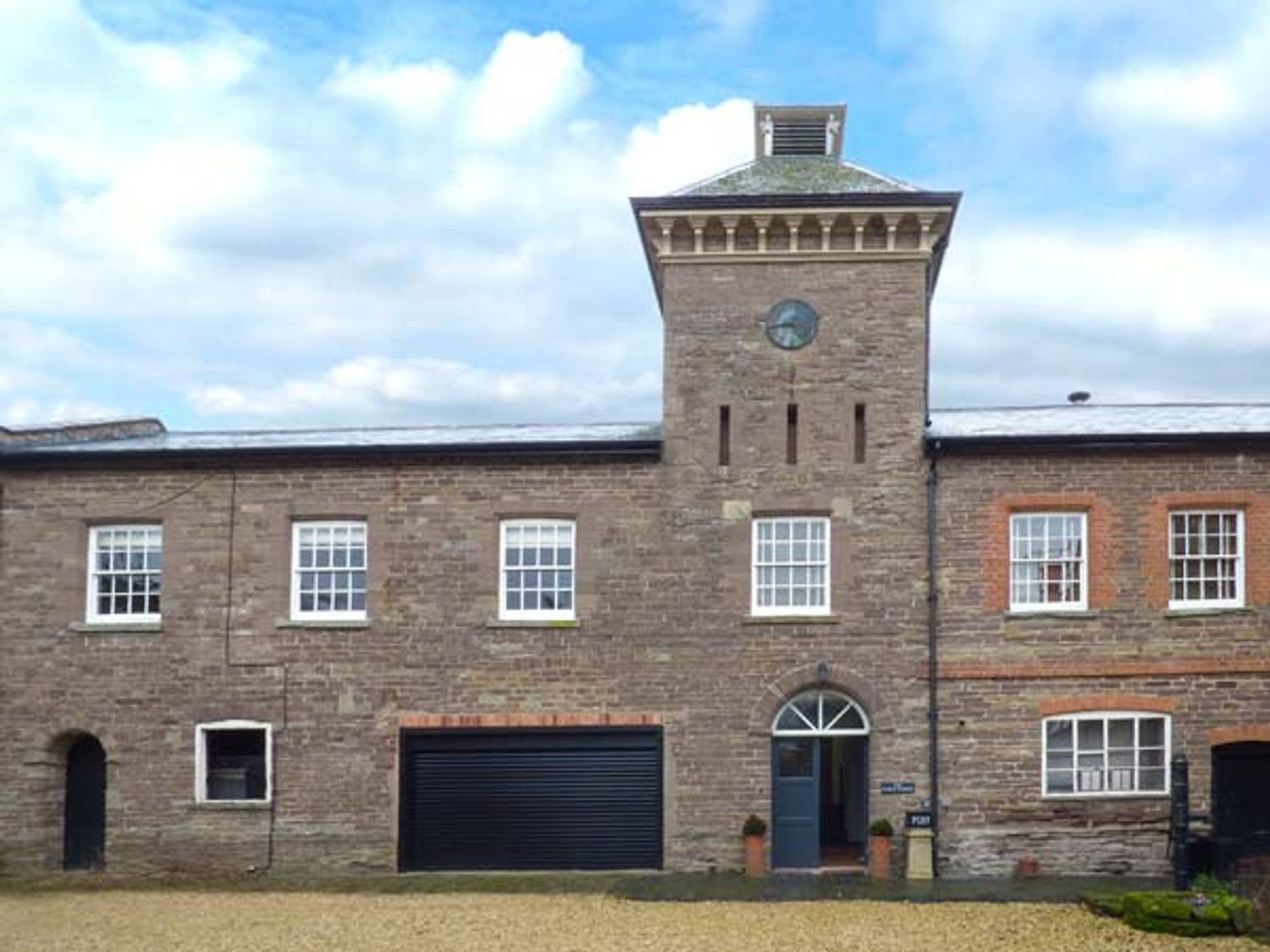 The Clock Tower Apartment - Herefordshire - 951173 - photo 1