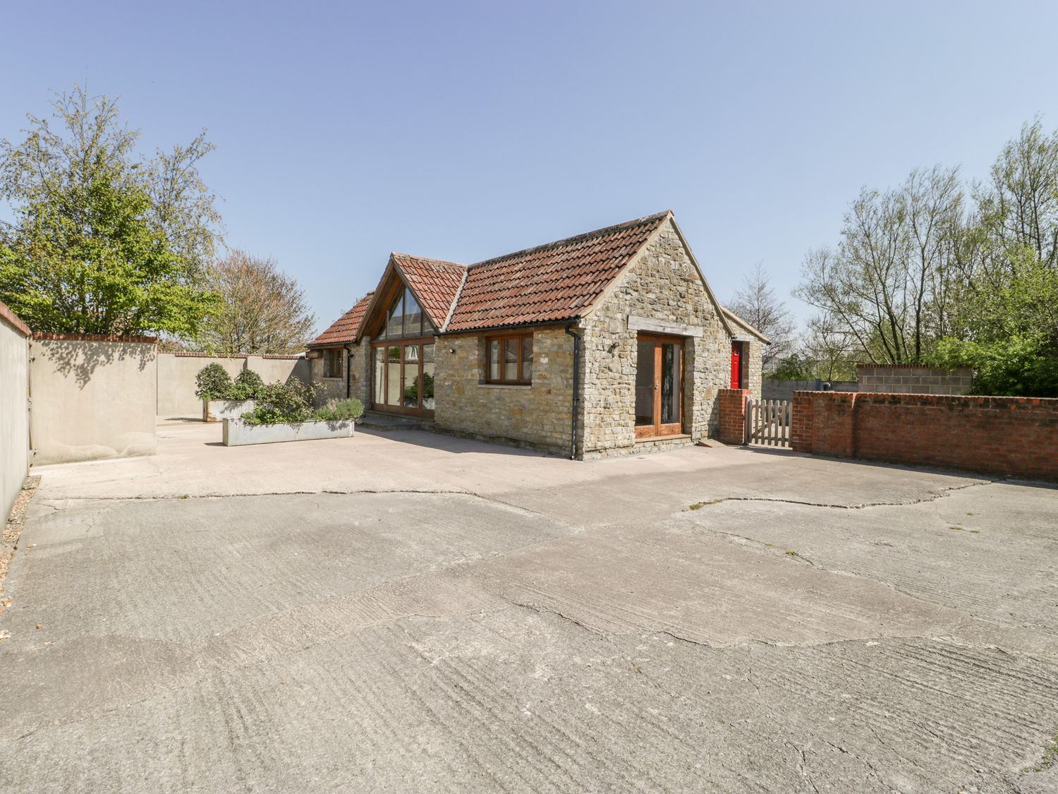 The Stone Barn - Somerset & Wiltshire - 951336 - photo 1