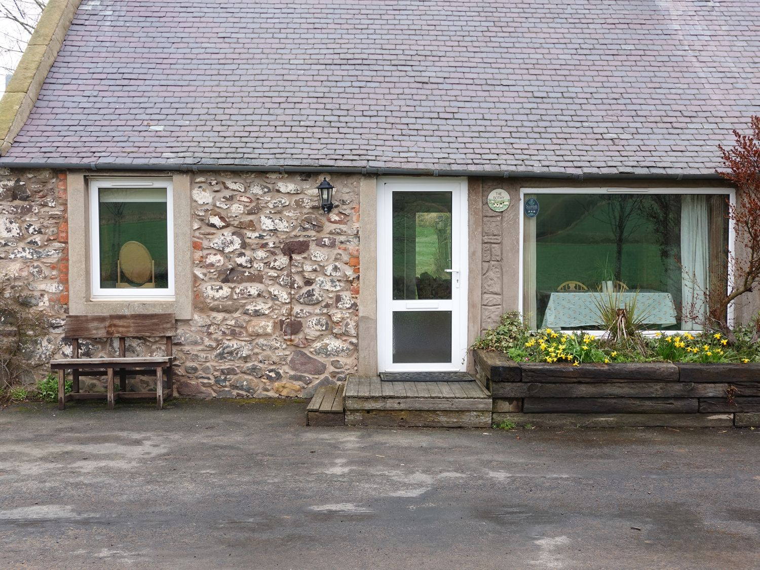Bothy Cottage - Scottish Lowlands - 951558 - photo 1