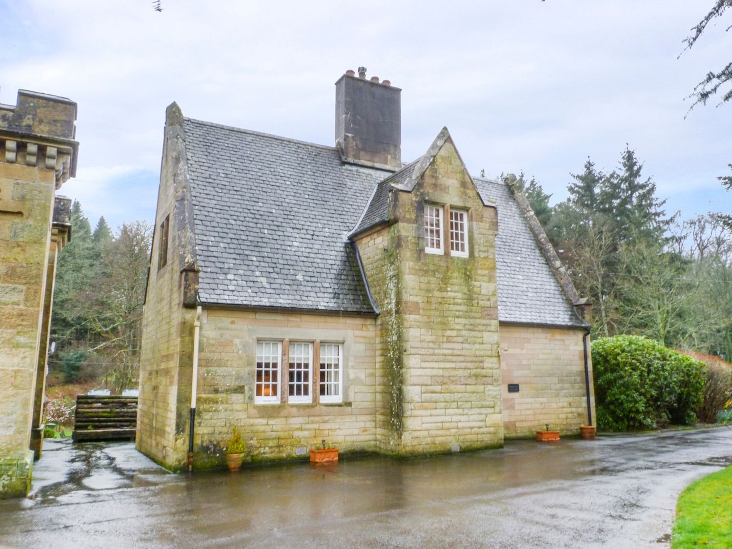 Gardener's Cottage - Scottish Lowlands - 951887 - photo 1