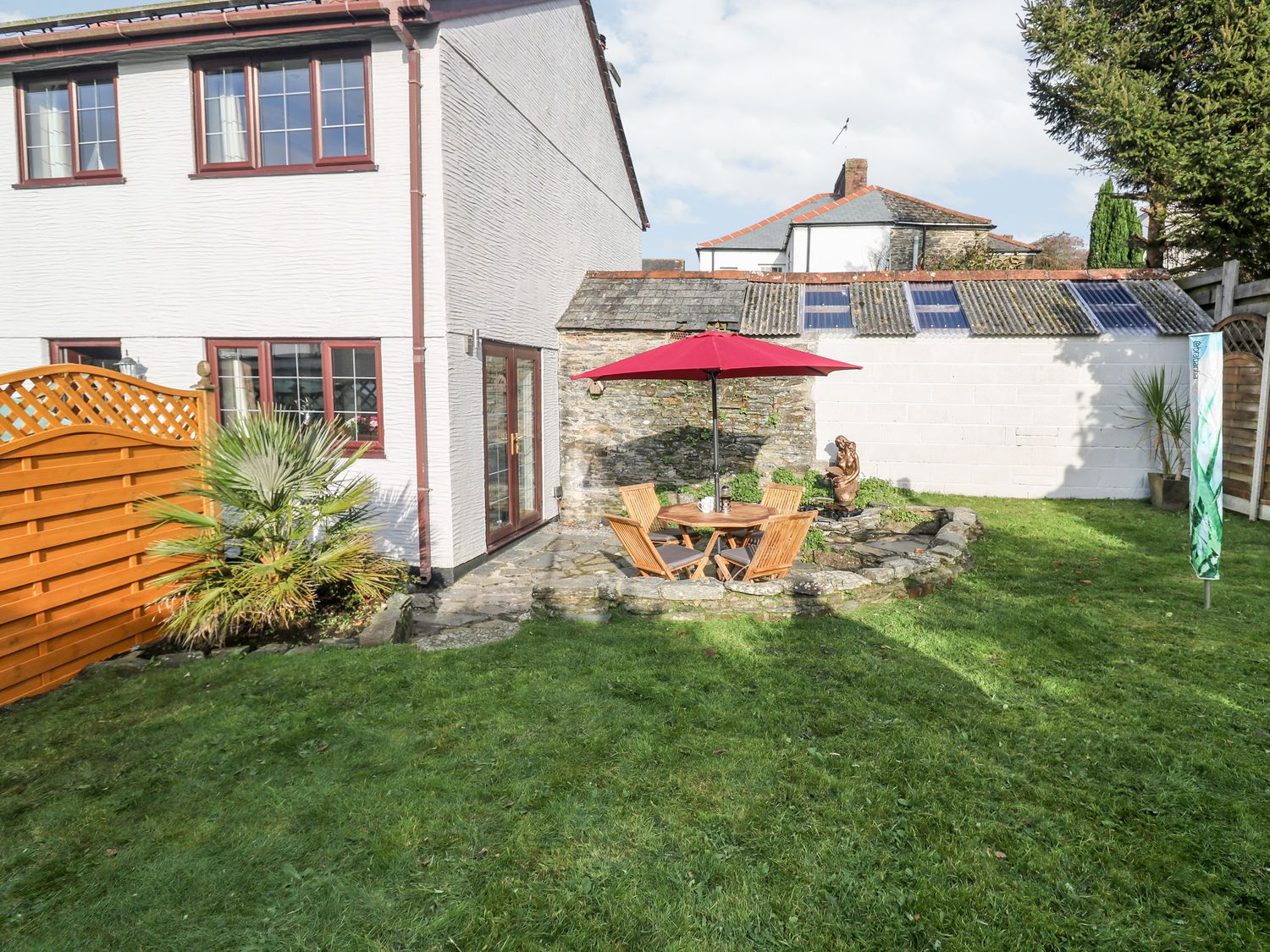 White Hart Cottage - Cornwall - 951913 - photo 1