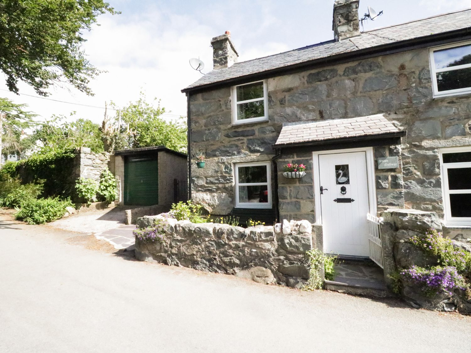 Swan Cottage - North Wales - 952535 - photo 1