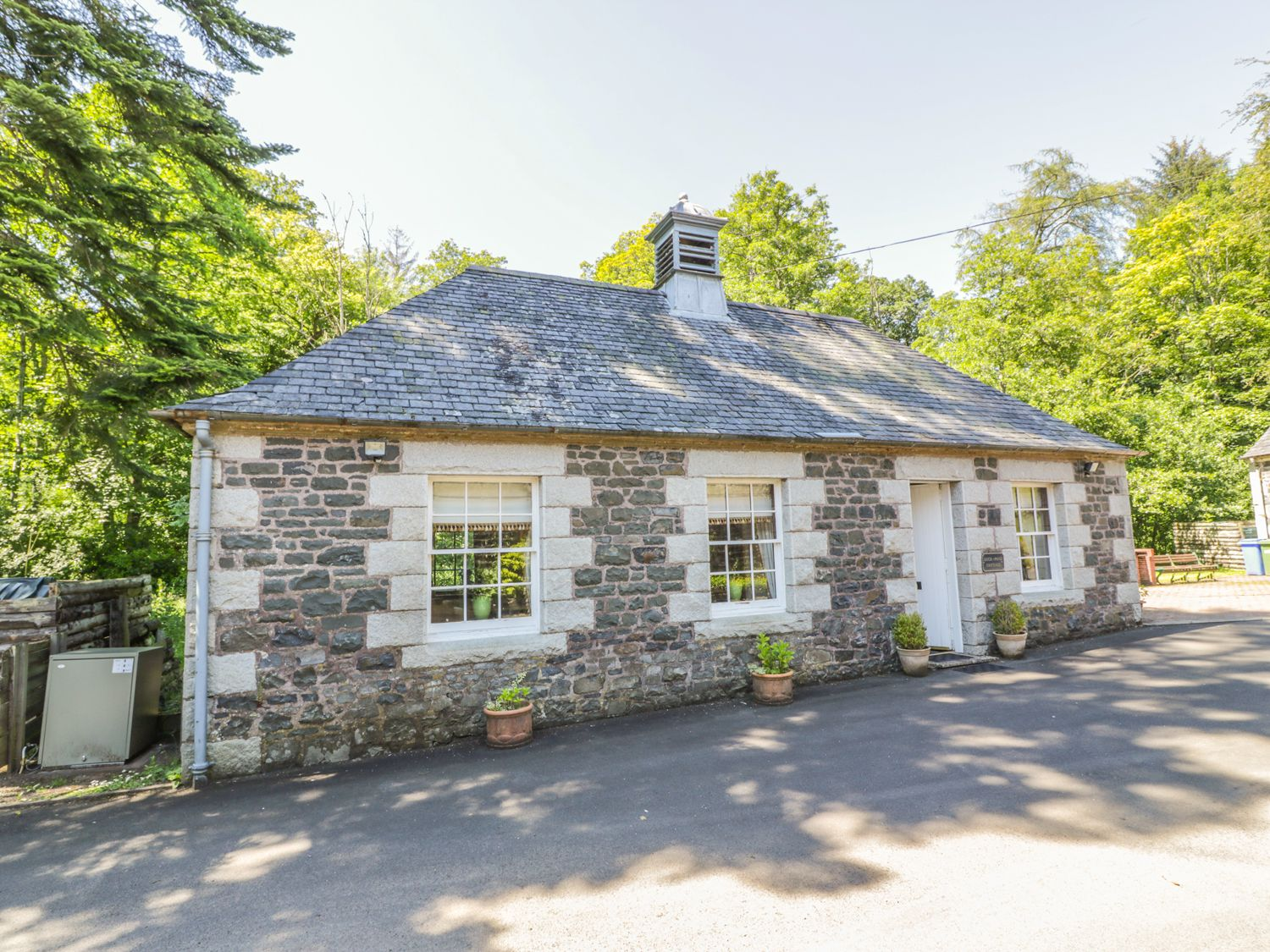Duck Pond Cottage - Scottish Lowlands - 953555 - photo 1