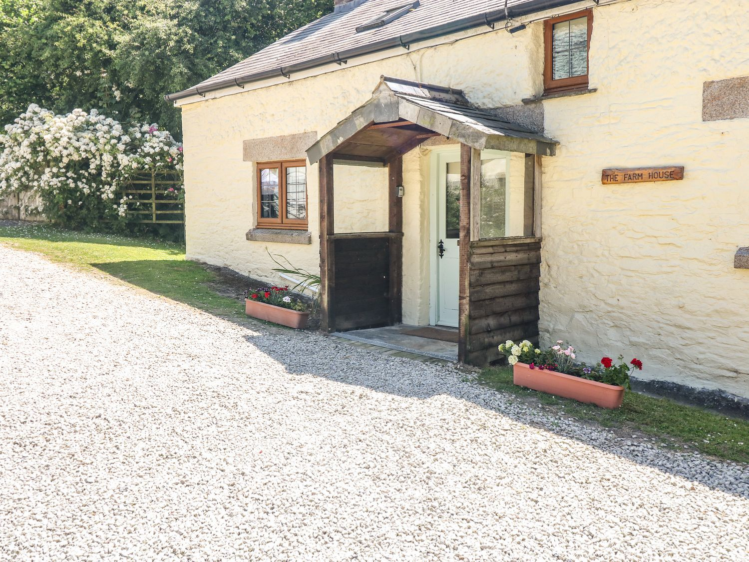 Lower West Curry Farmhouse - Cornwall - 954402 - photo 1