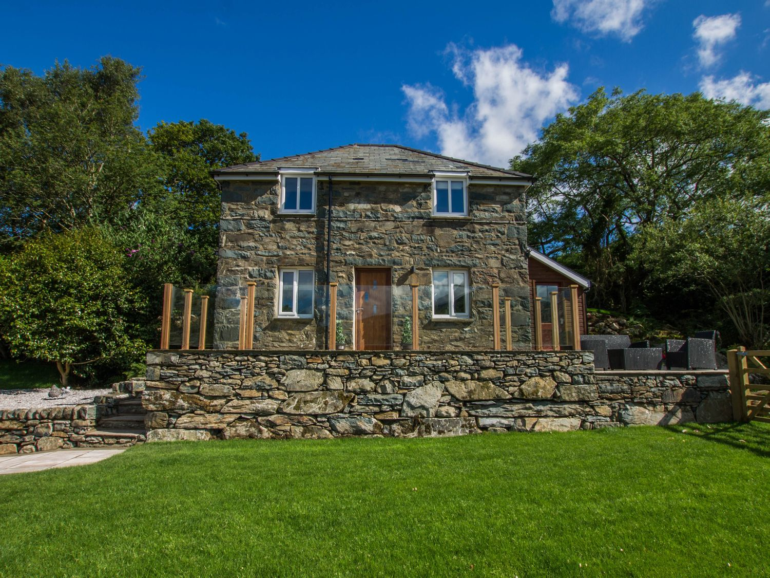 Moelfre Cottage - North Wales - 954473 - photo 1